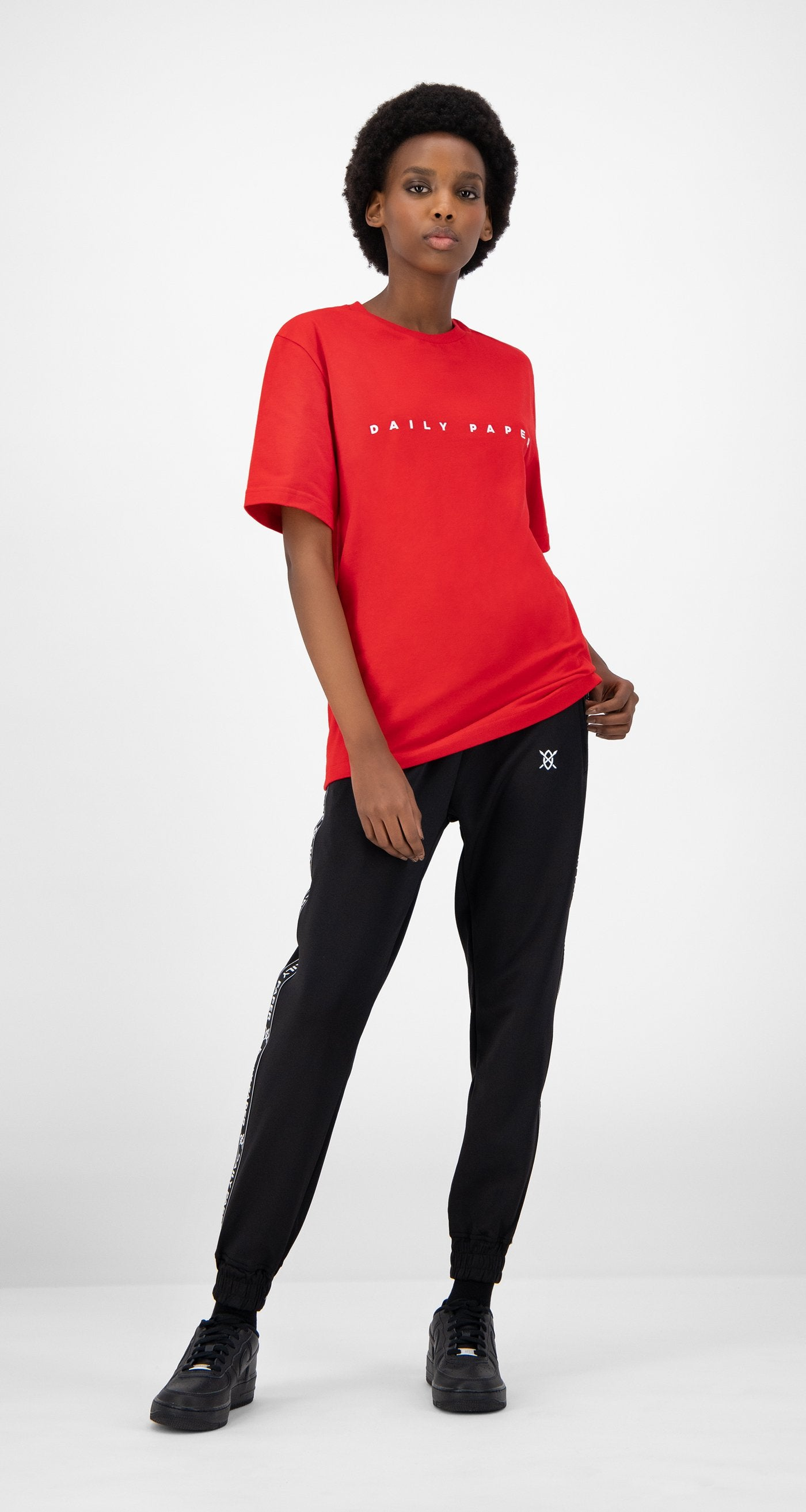 Daily Paper - Red Elias T-Shirt - Women