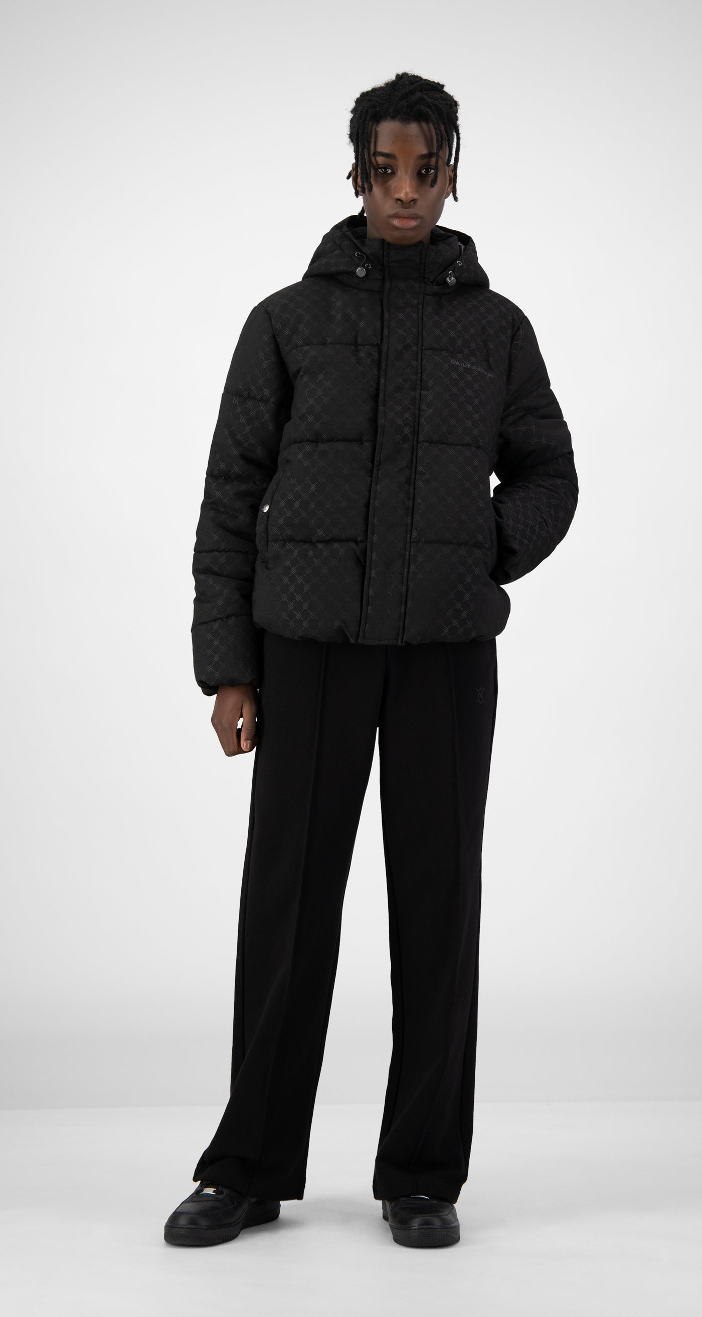 Daily Paper - Black Hopuff Jacket - Men