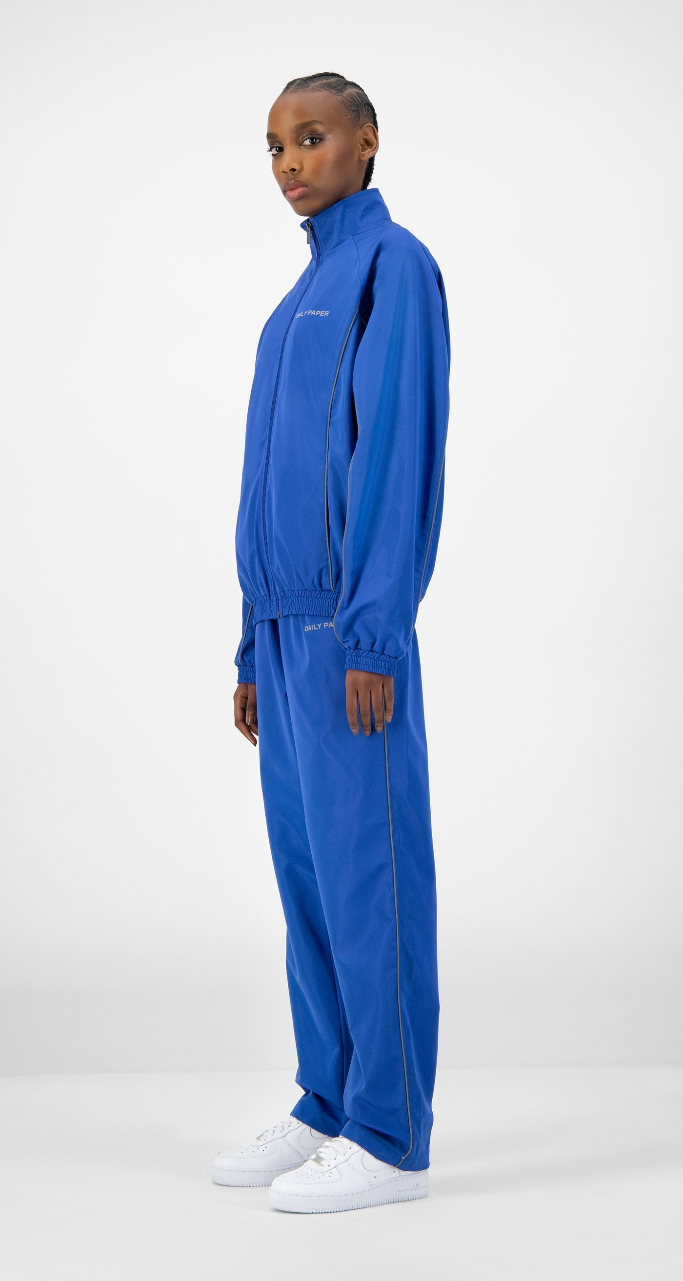 Daily Paper - Blue Etrack Top - Women