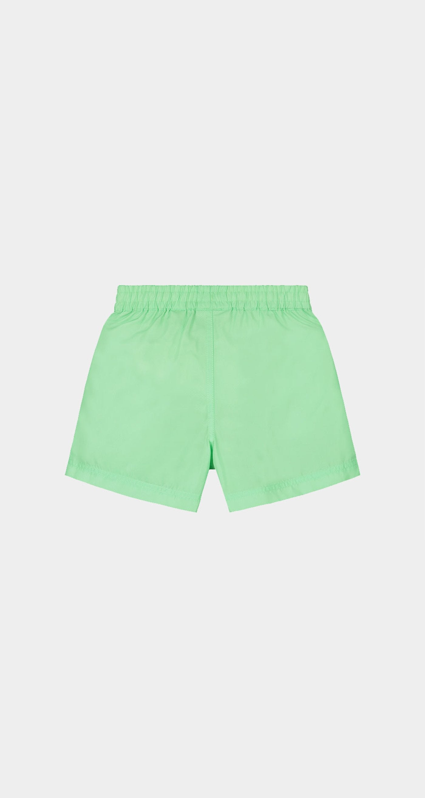 Daily Paper - Patina Green Kids Swim Shorts Rear