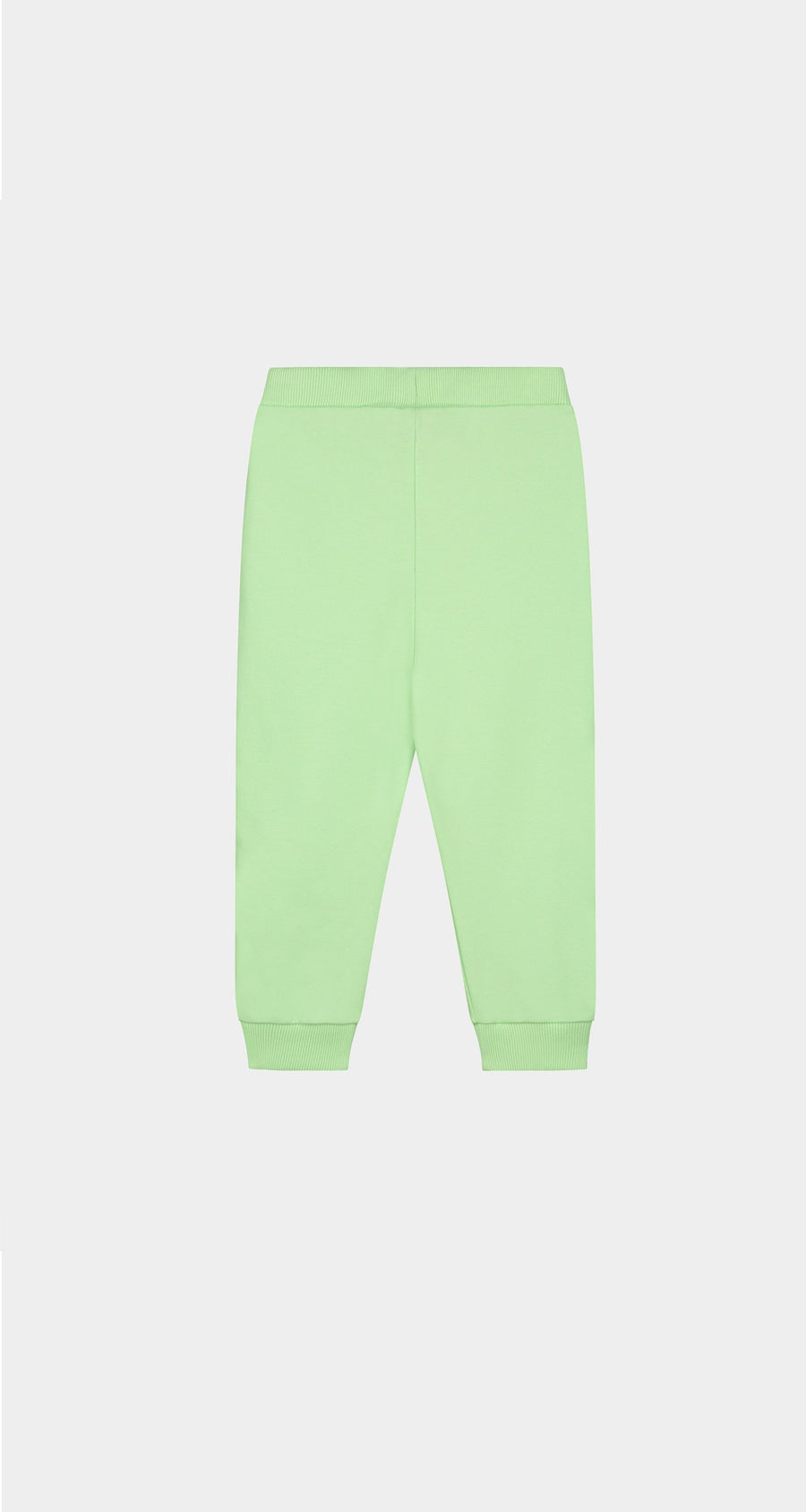 Daily Paper - Patina Green Kids Tape Logo Track Pants Rear
