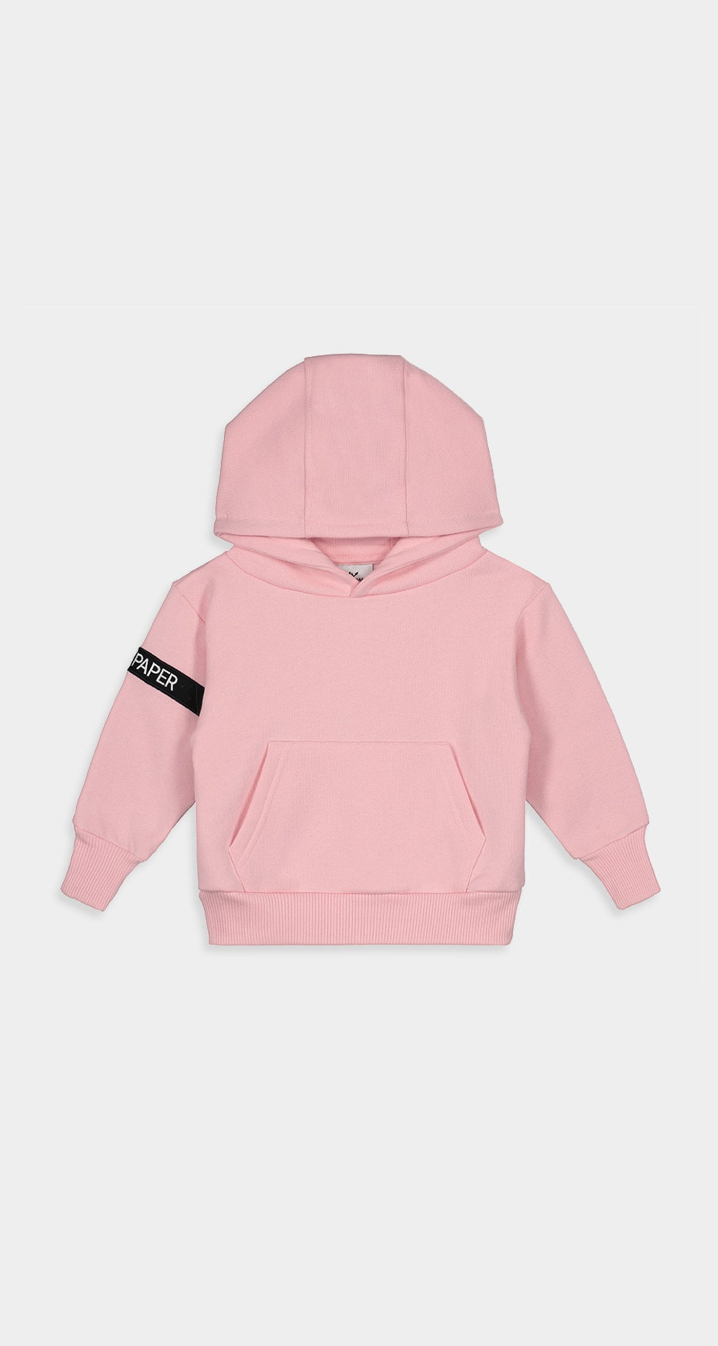 Daily Paper - Pink Kids Captain Hoody Front