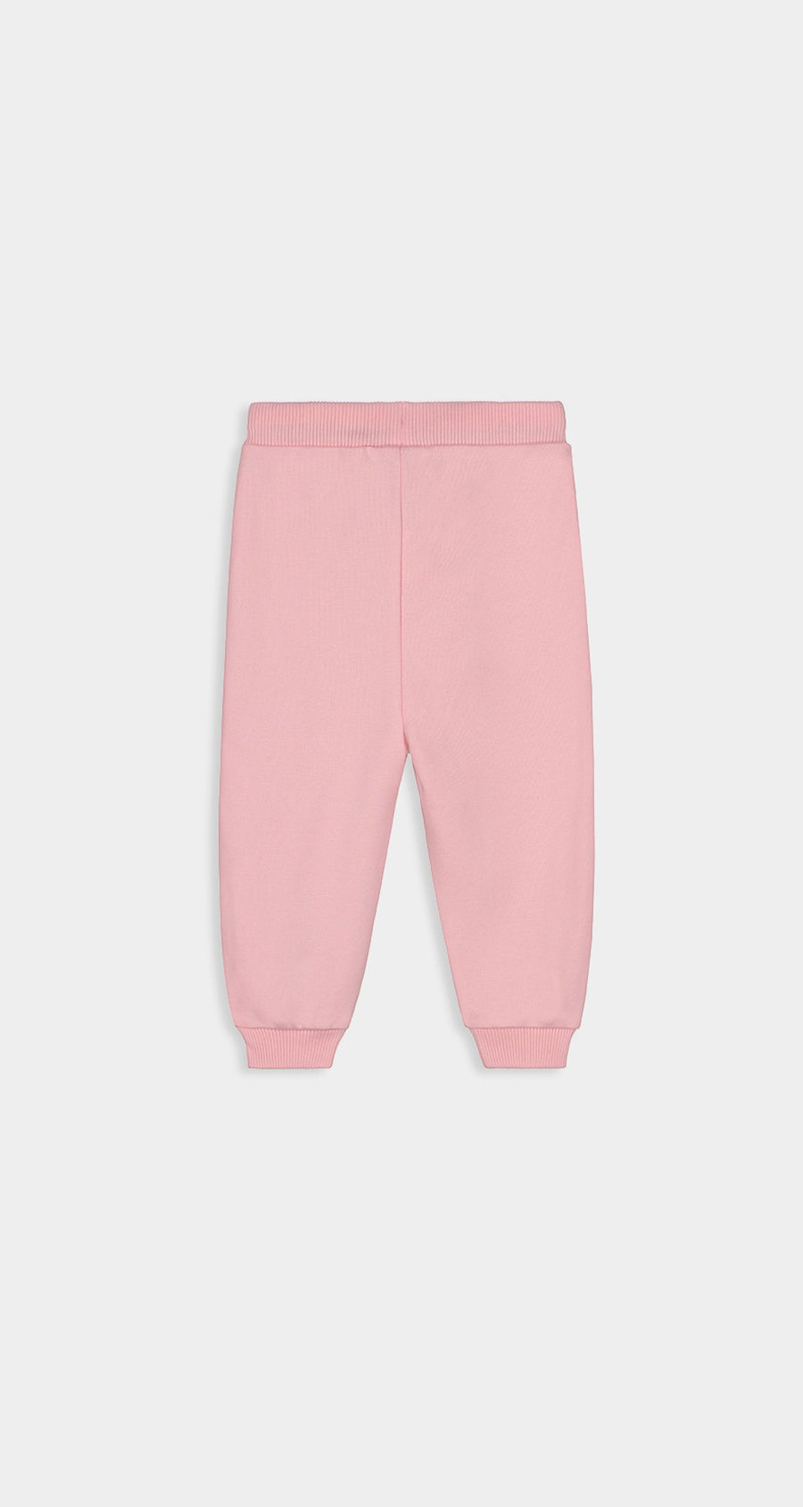 Daily Paper - Pink Kids Tape Logo Track Pants Rear