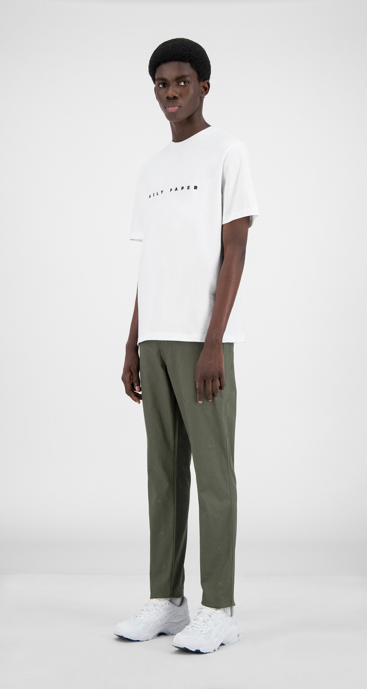 Daily Paper - Grape Leaf Green Kenya Pants - Men