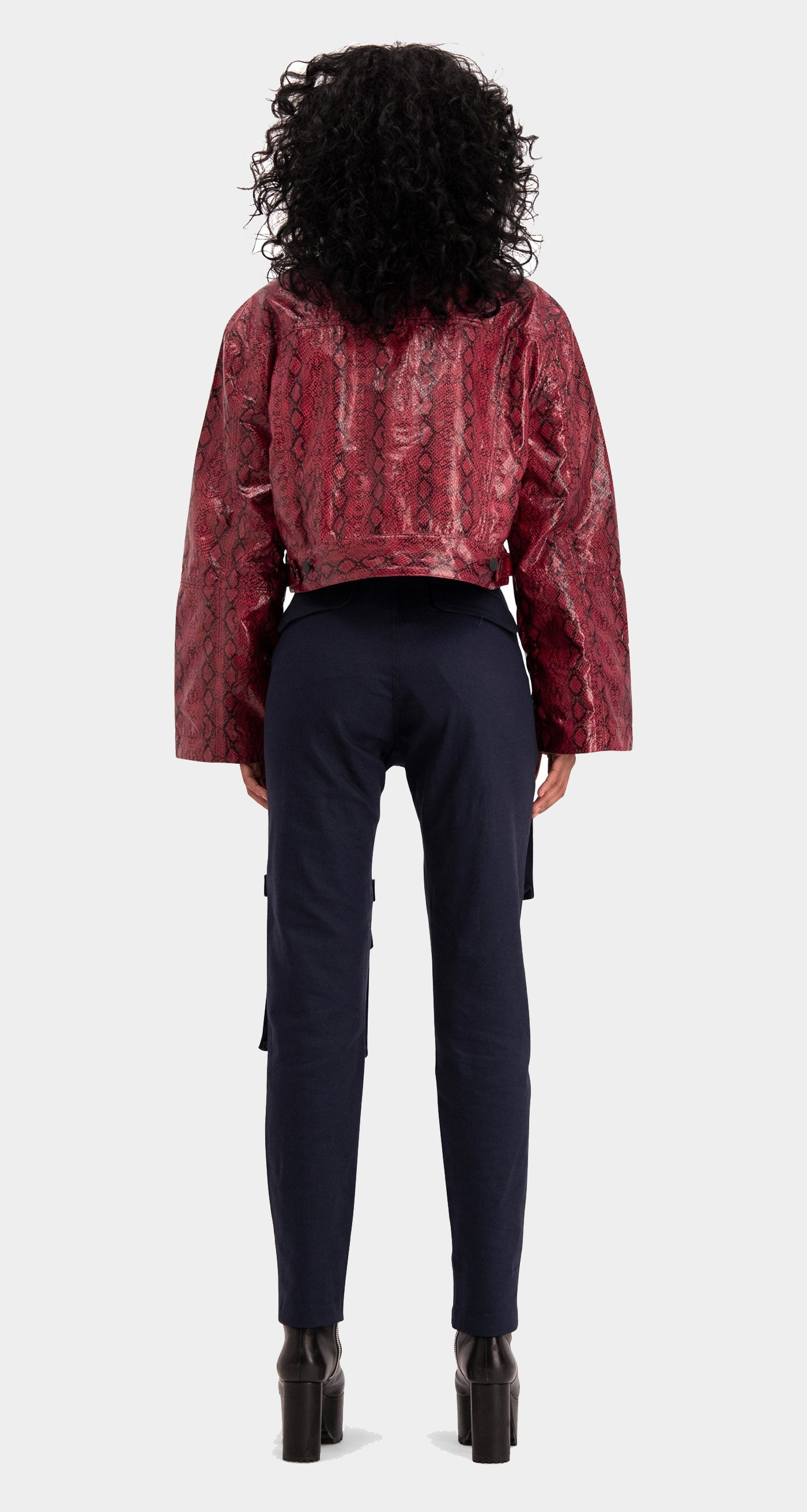 Red Snake Chipo Jacket