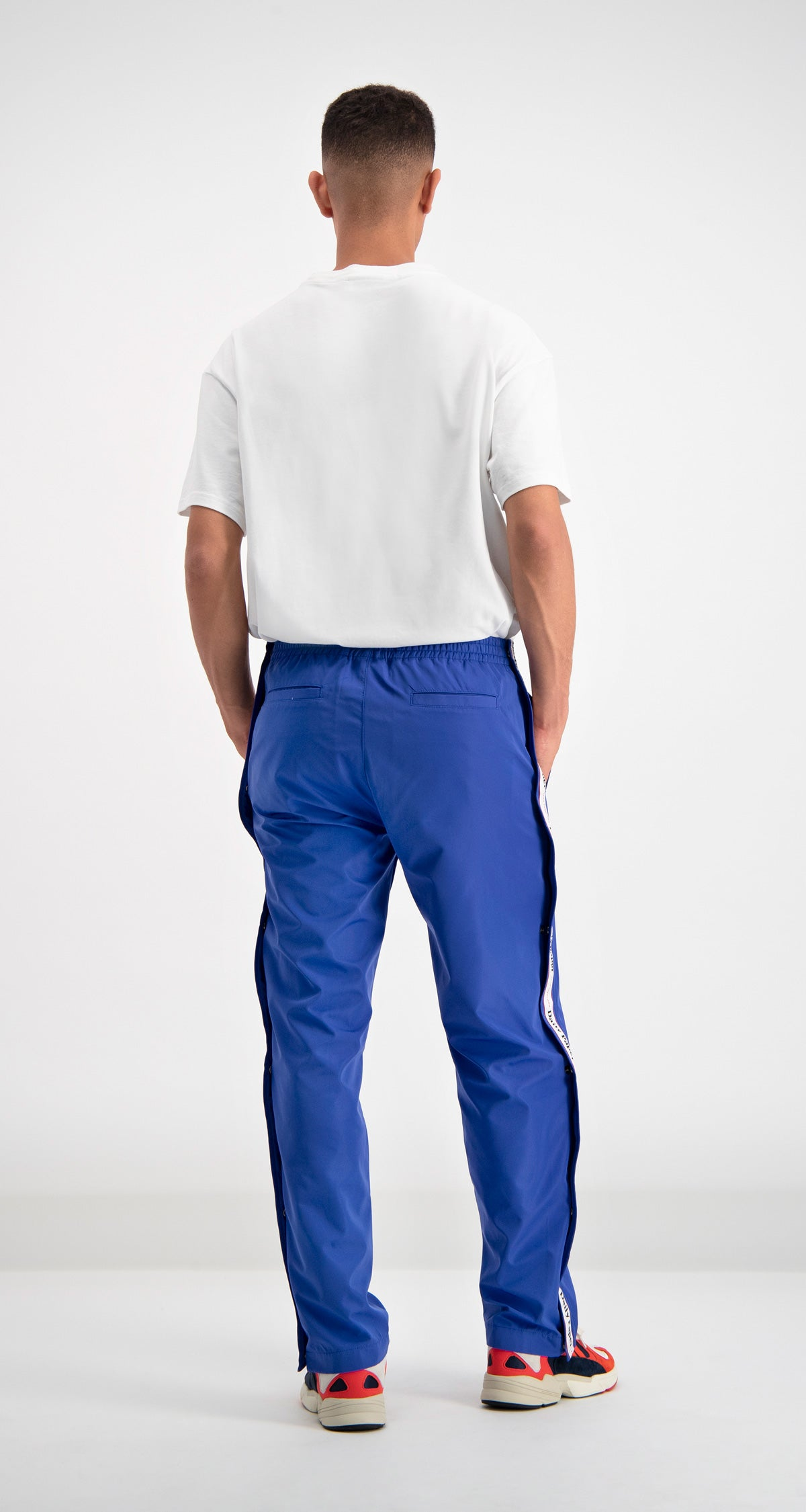 Daily Paper - Blue Tape Dezip Pants