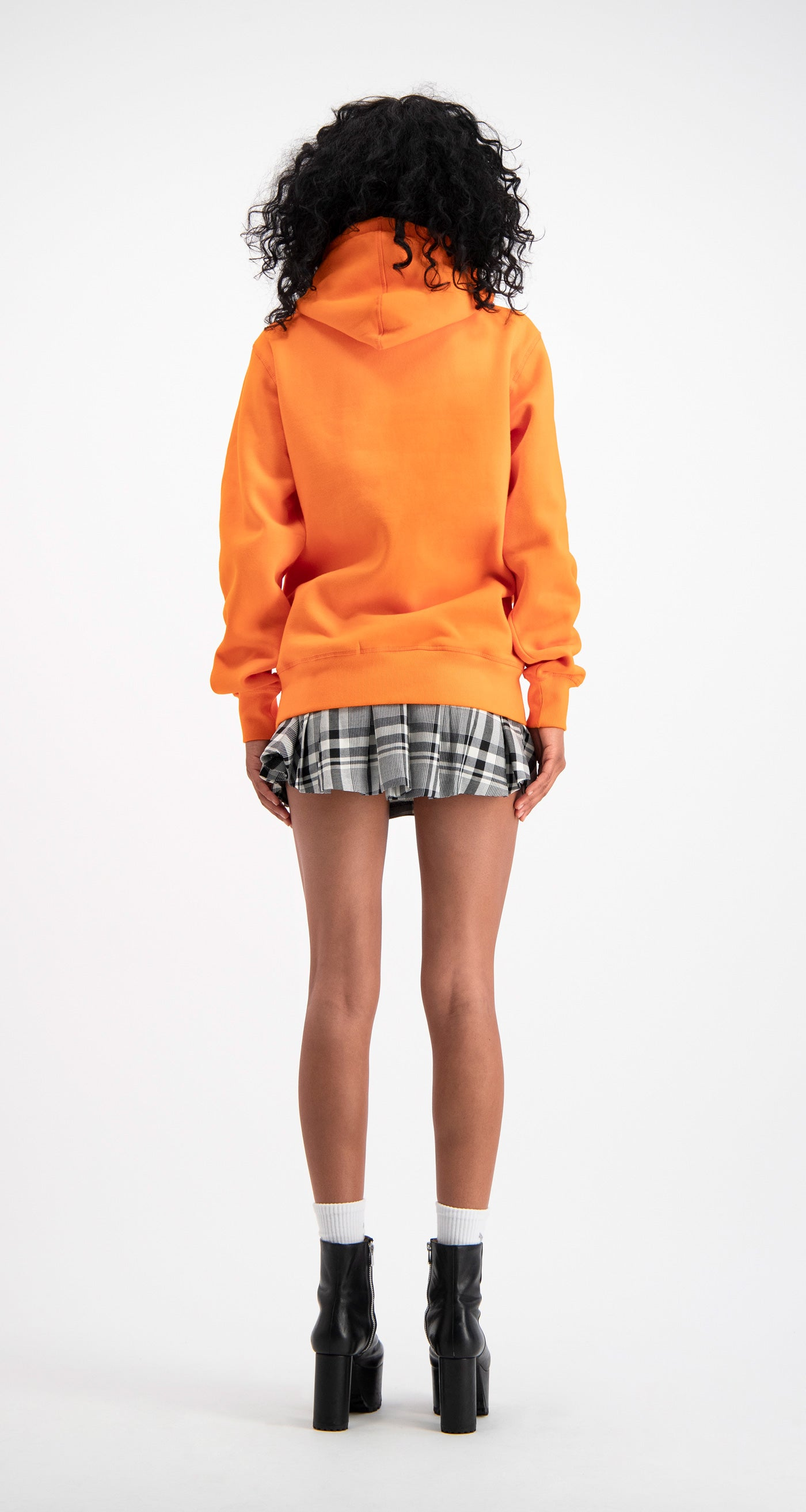 Orange Alias Hoody