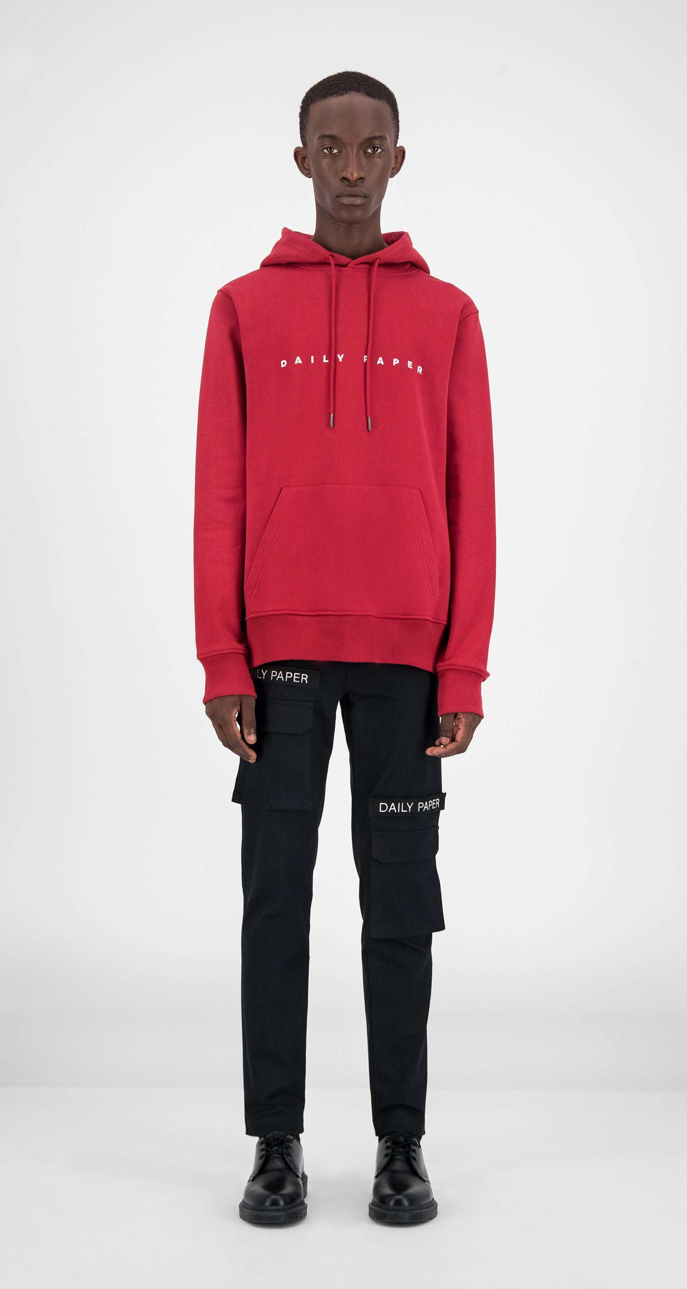 Red Alias Hoody - Men Front