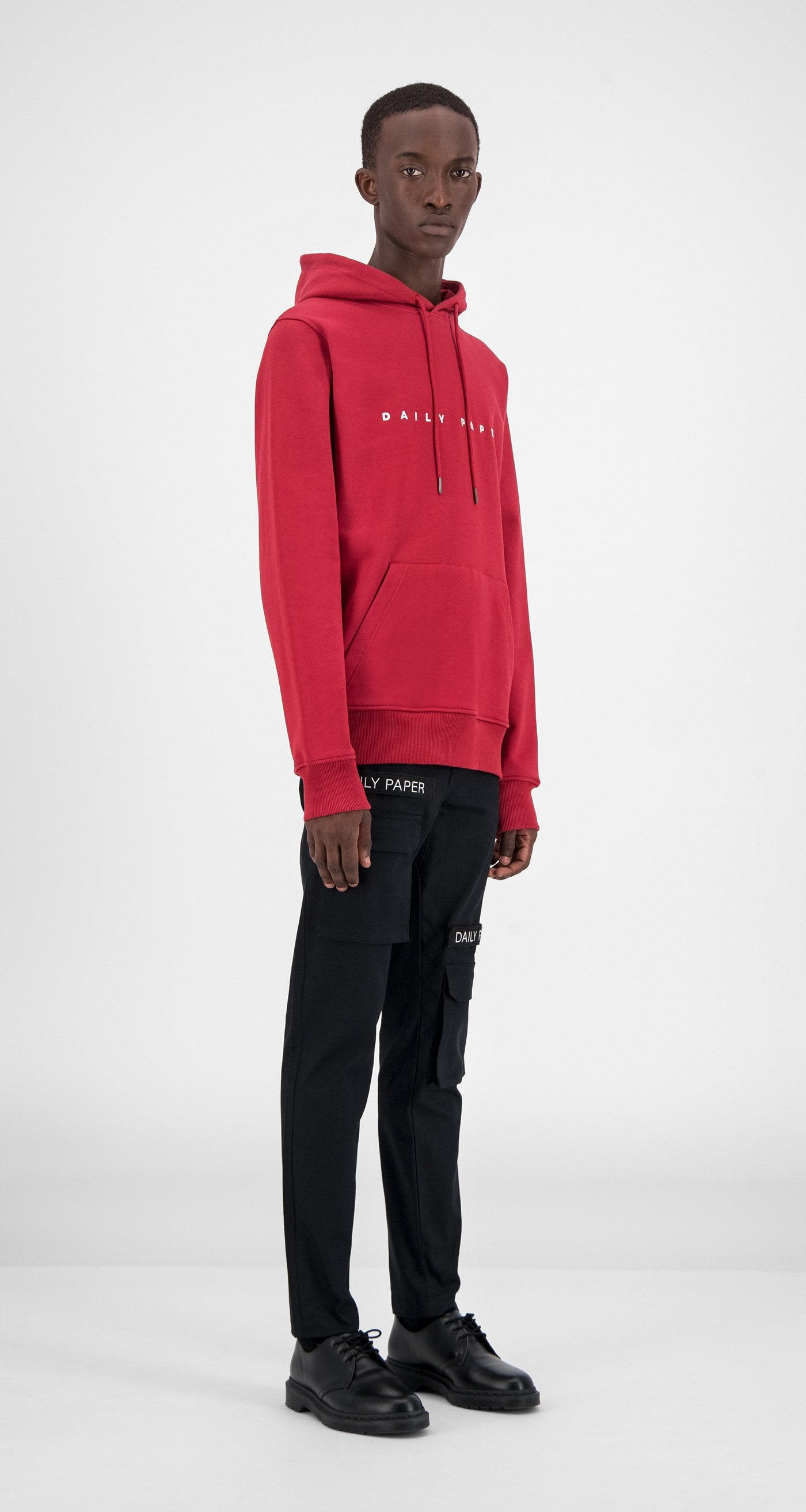 Red Alias Hoody - Men
