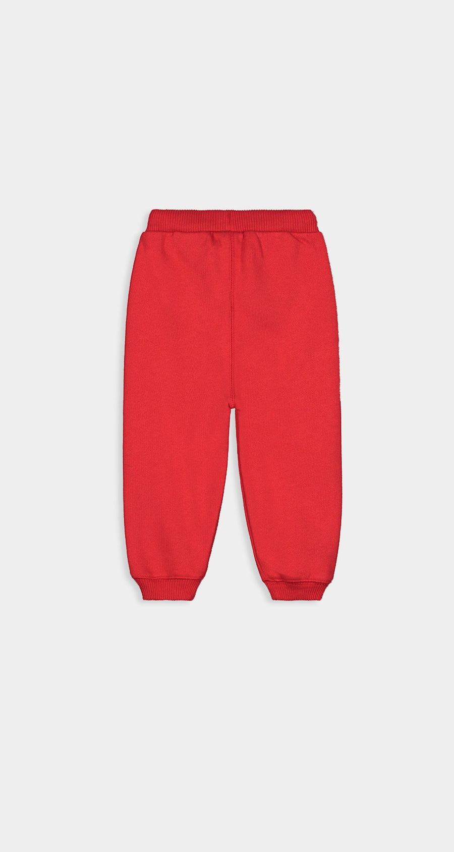 Daily Paper - Red Kids Alias Sweatpants Rear