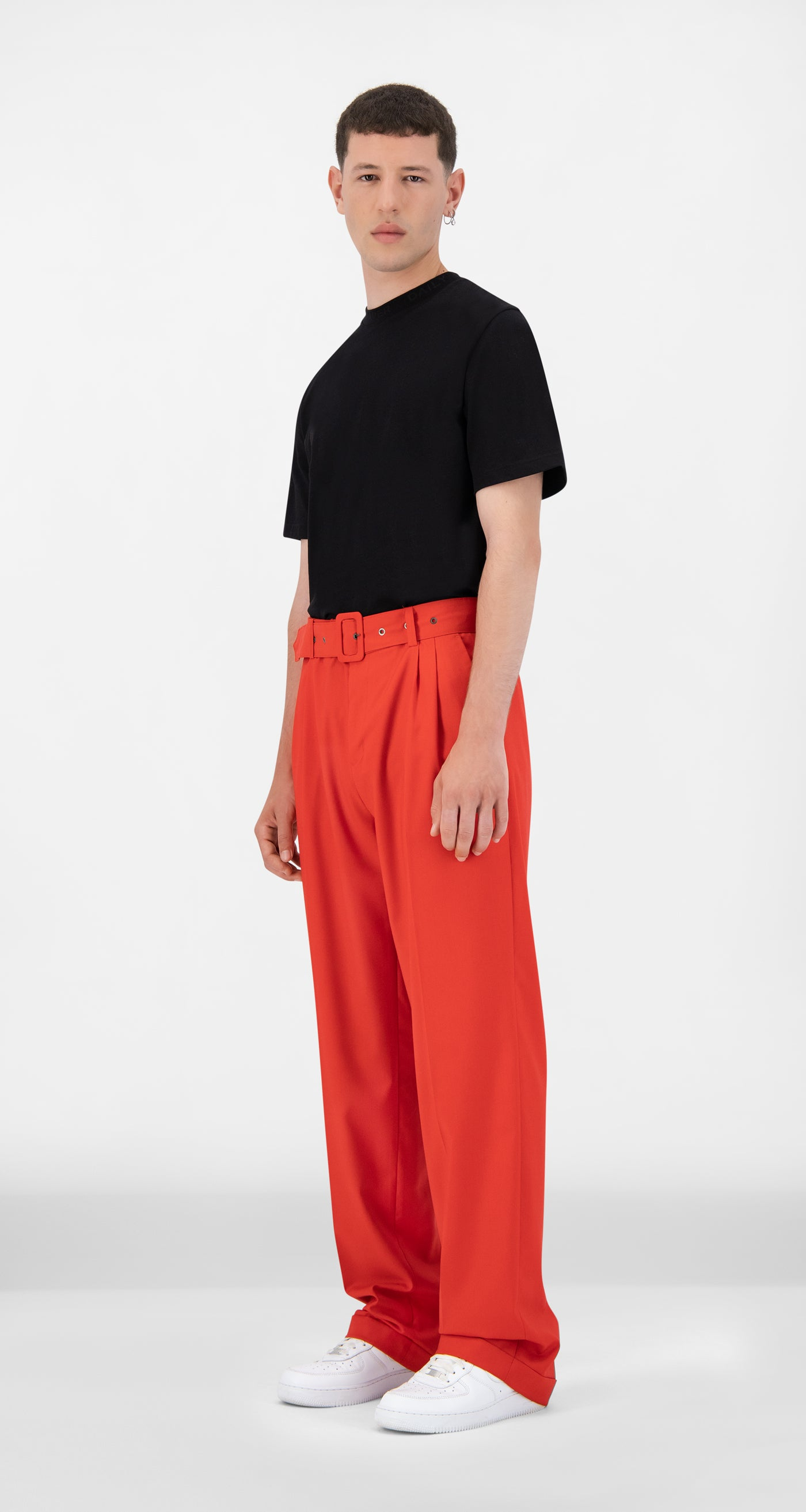 Daily Paper - Red Jiro Pants - Men