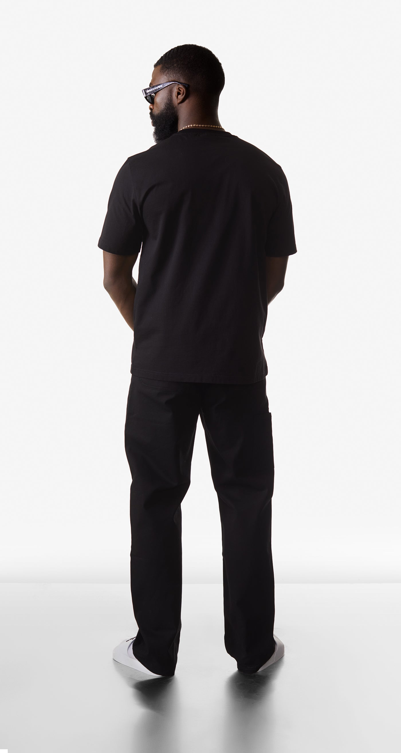 Daily Paper - Black Recan T-Shirt - Men