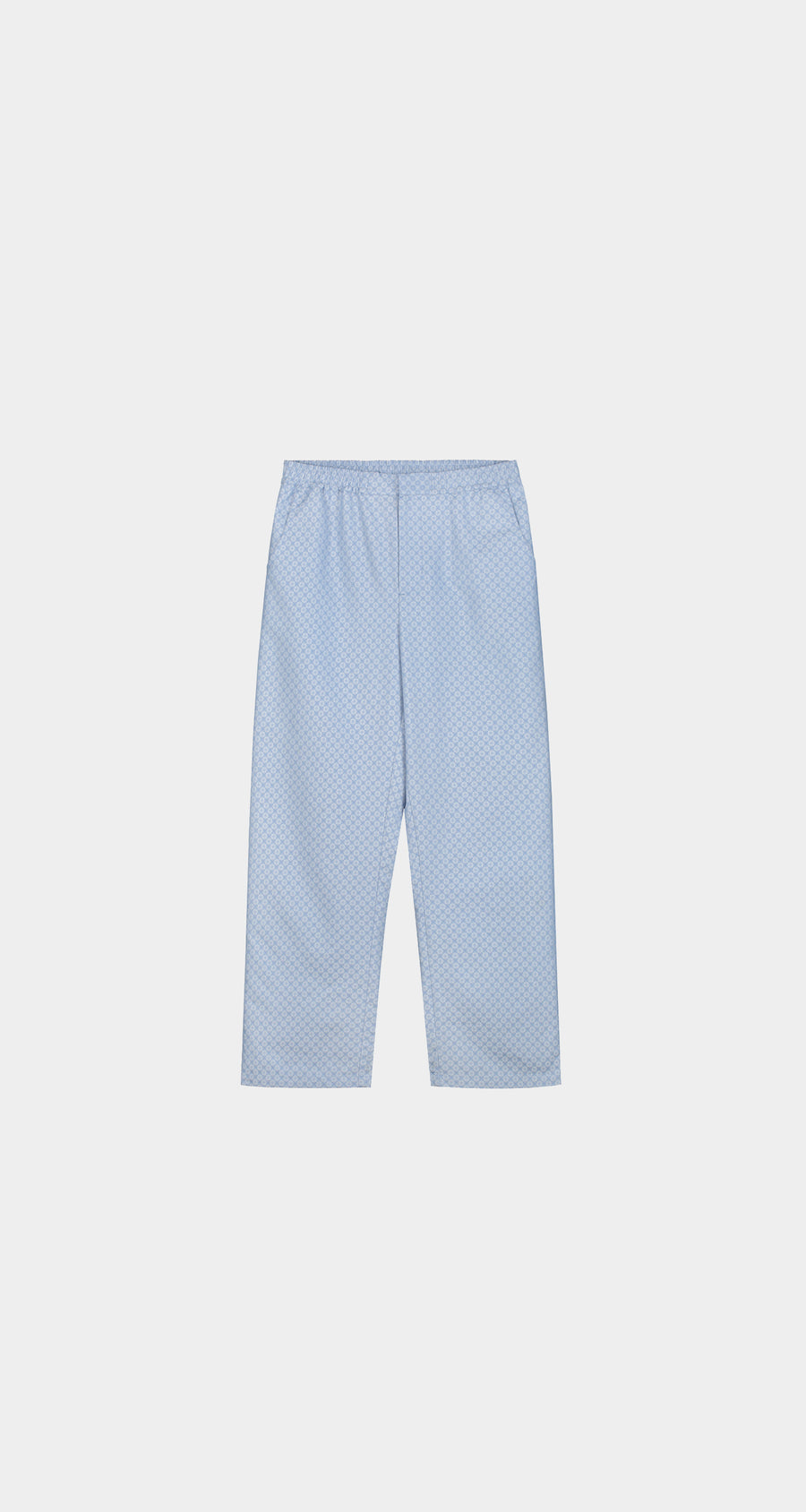 Daily Paper - Light Blue Kasim Track Pants - Men Front