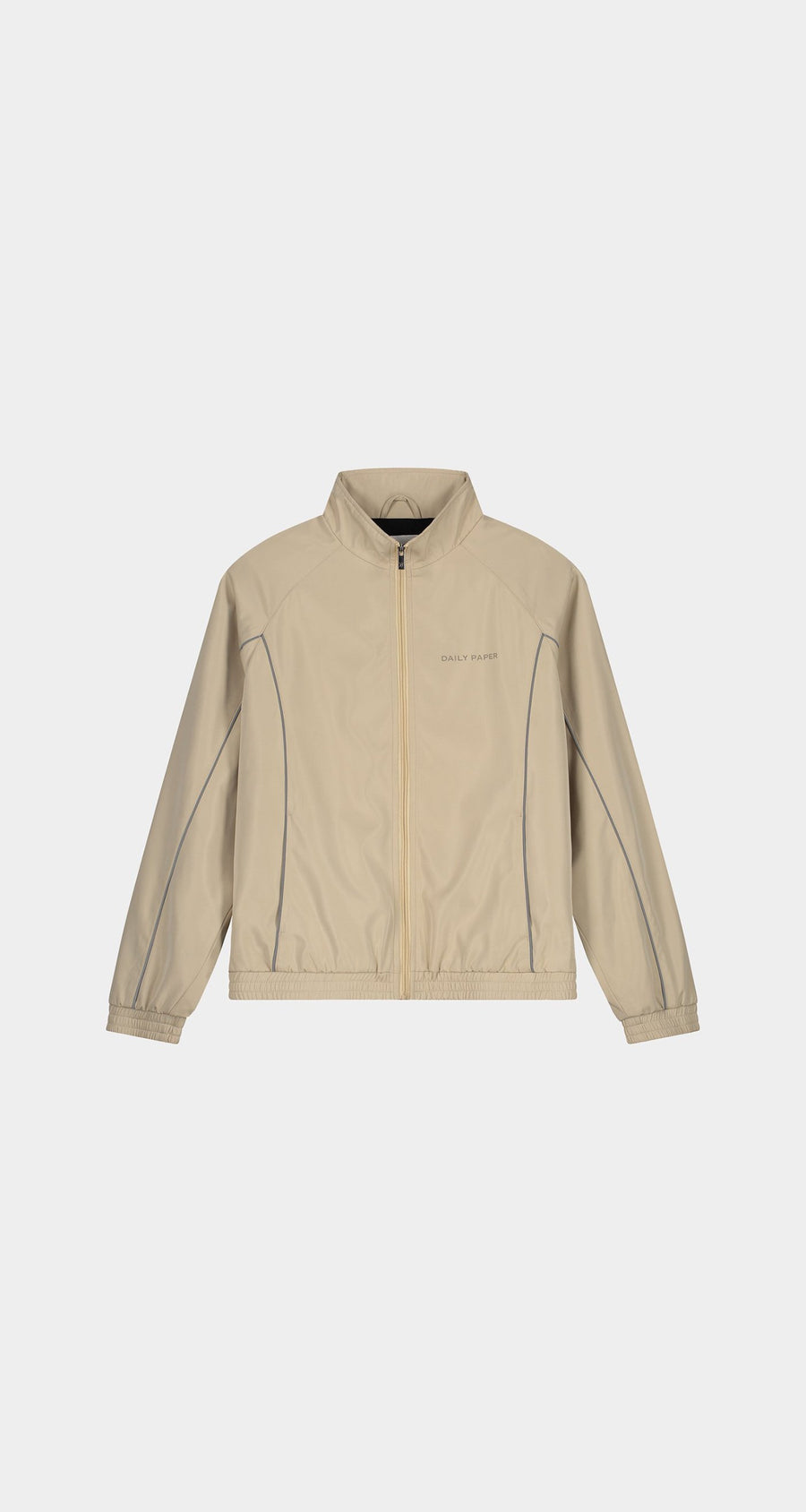 Daily Paper - Beige Etrack Top - Men Front