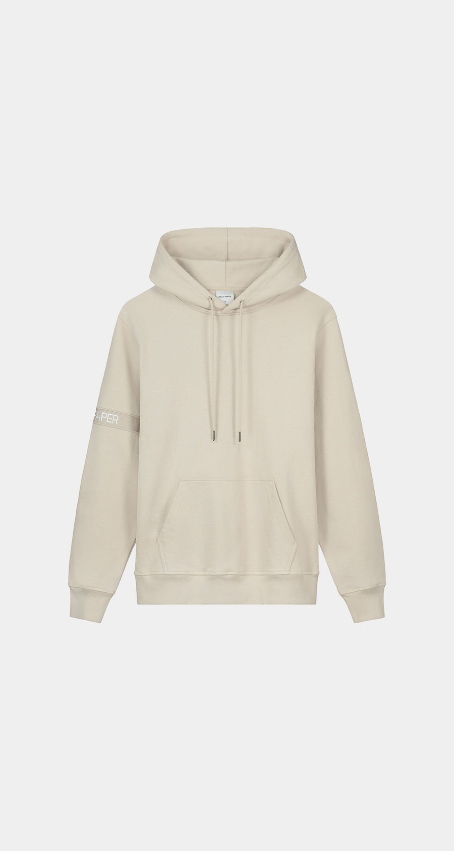 Daily Paper - Beige Tonal Captain Hoody - Men Front