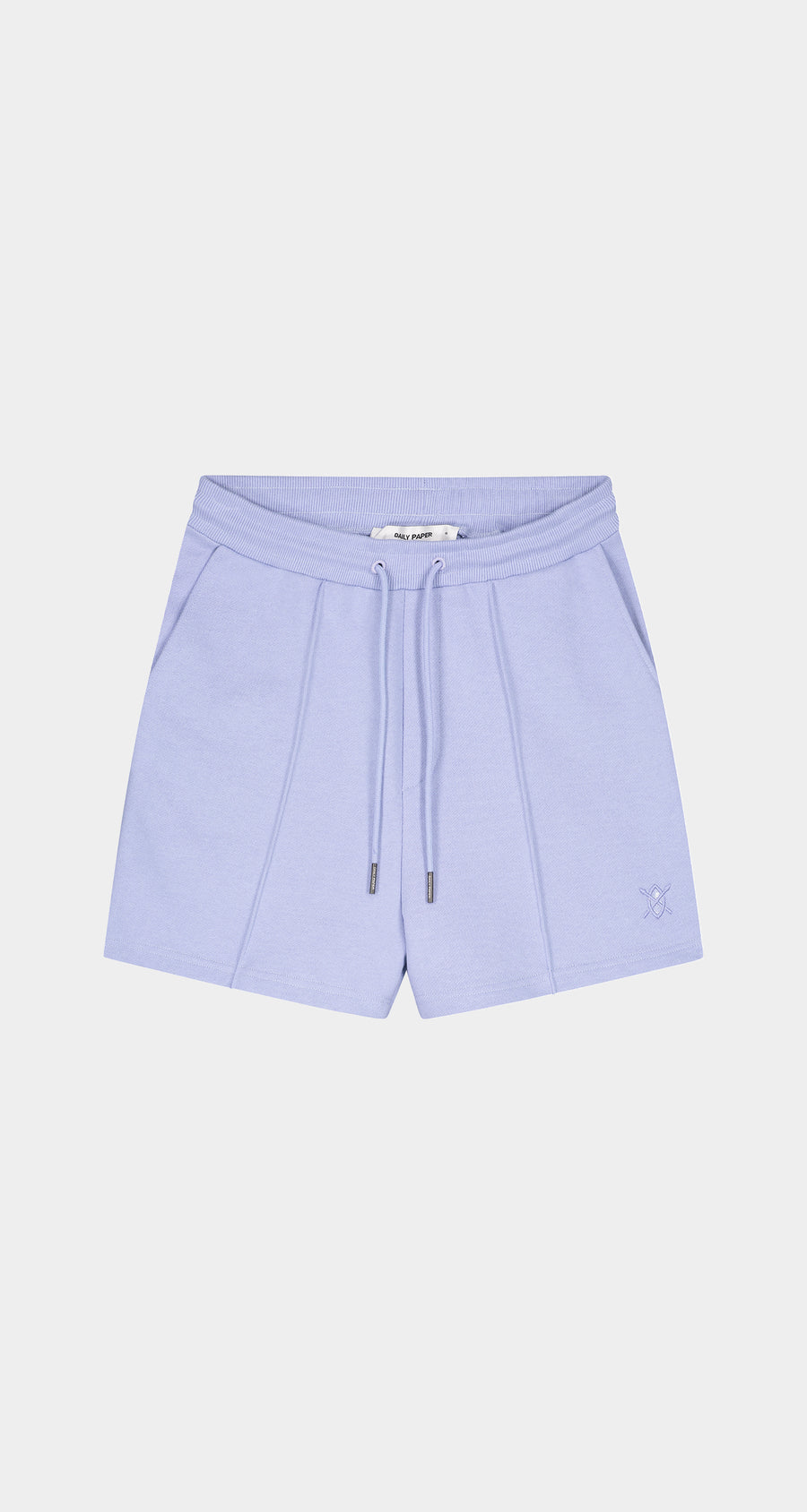 Daily Paper - Purple Ehot Shorts - Women Front