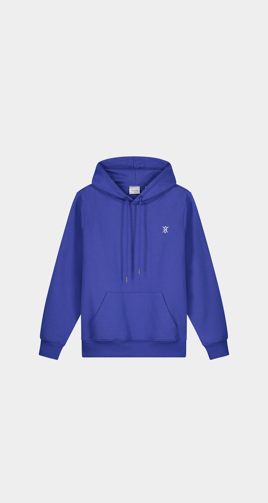 Daily Paper - Blue Eshield Hoody - Men Front