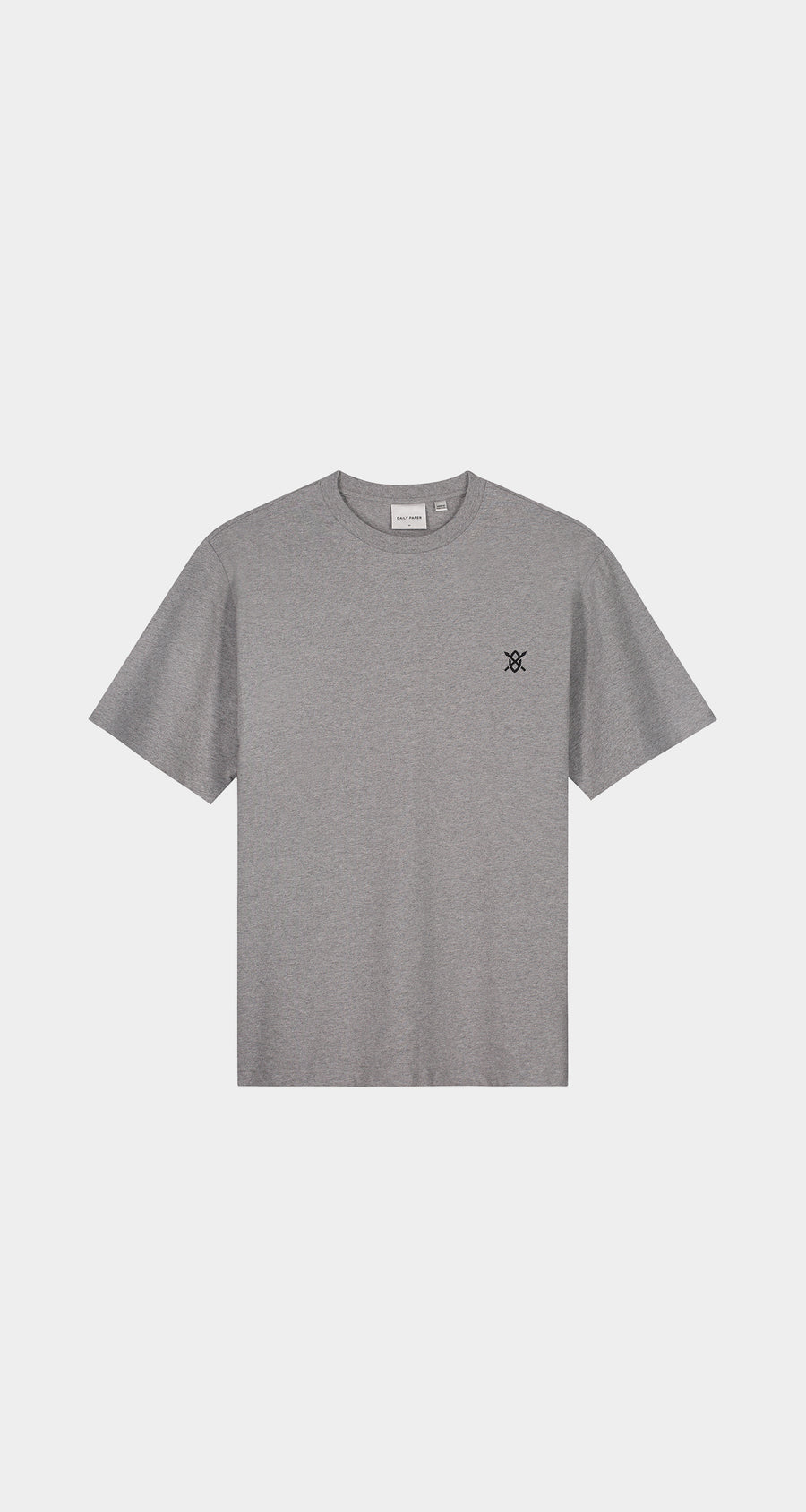 Daily Paper - Grey Eshield T-Shirt - Men Front