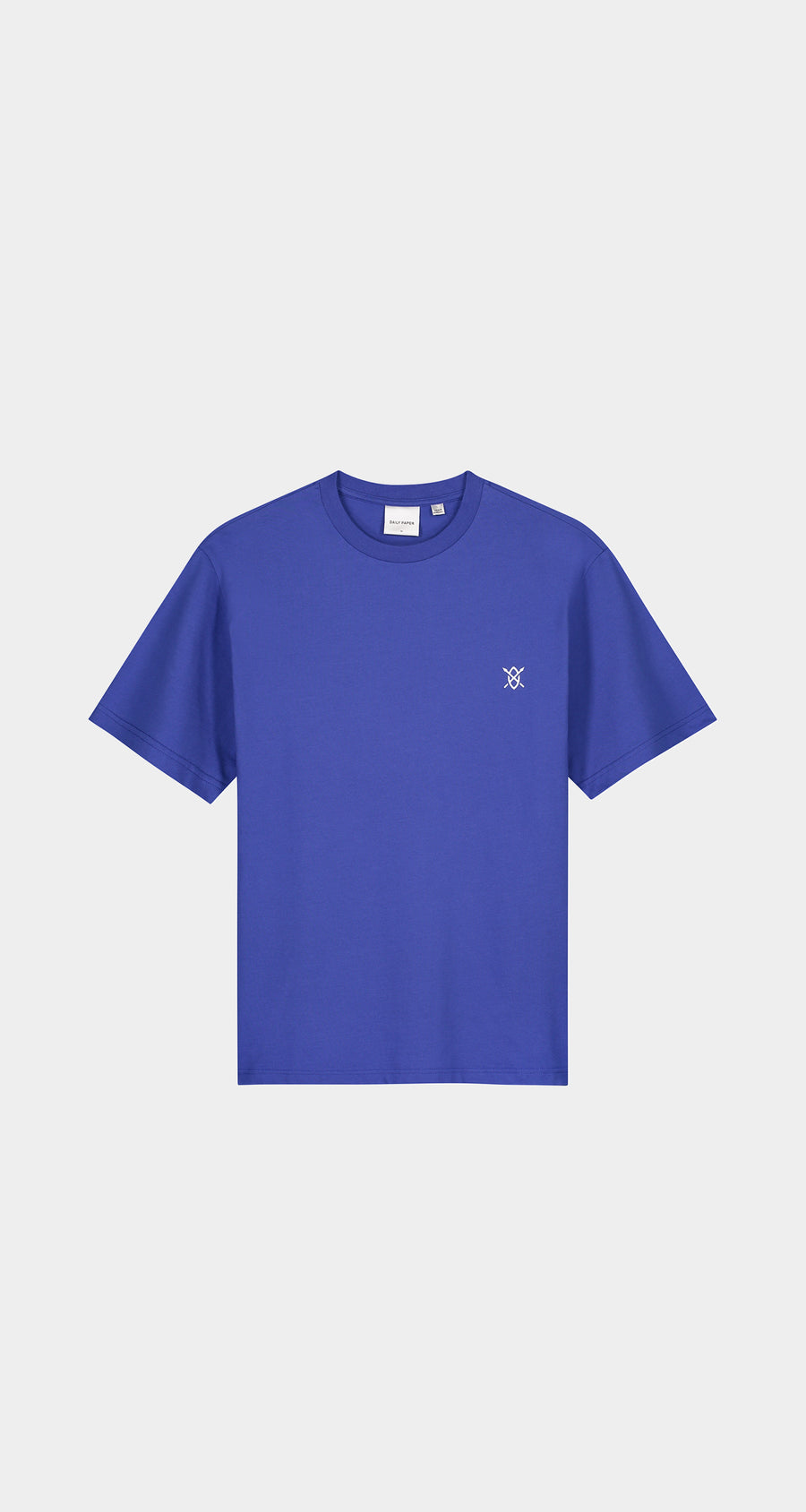 Daily Paper - Blue Eshield T-Shirt - Men Front