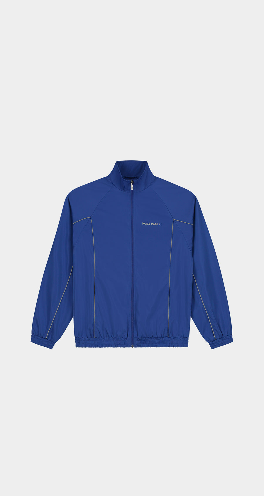 Daily Paper - Blue Etrack Top - Men Front