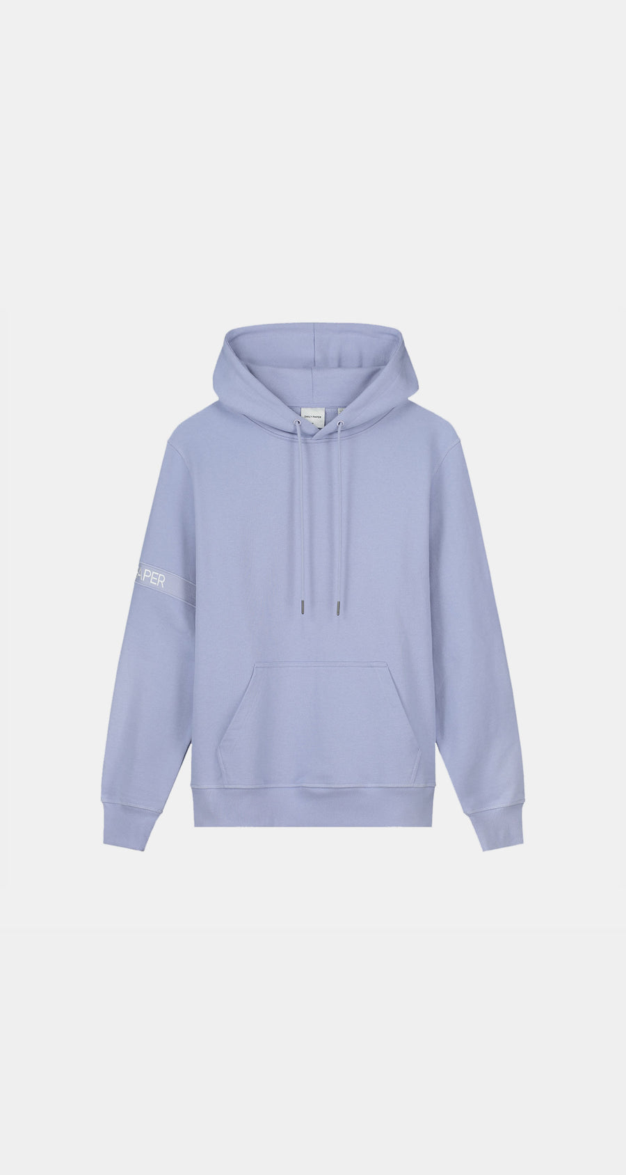 Daily Paper - Jacaranda Purple Tonal Captain Hoody - Men Front