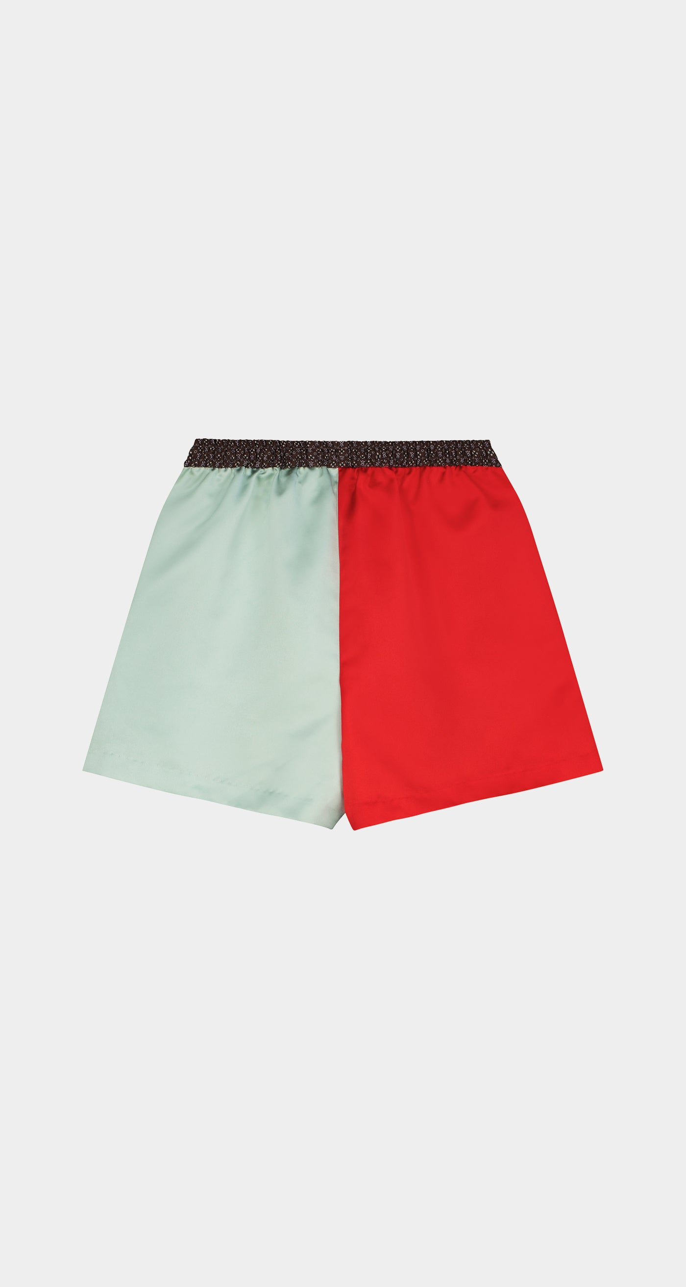 Daily Paper - Champagne Red Kacela Shorts - Women