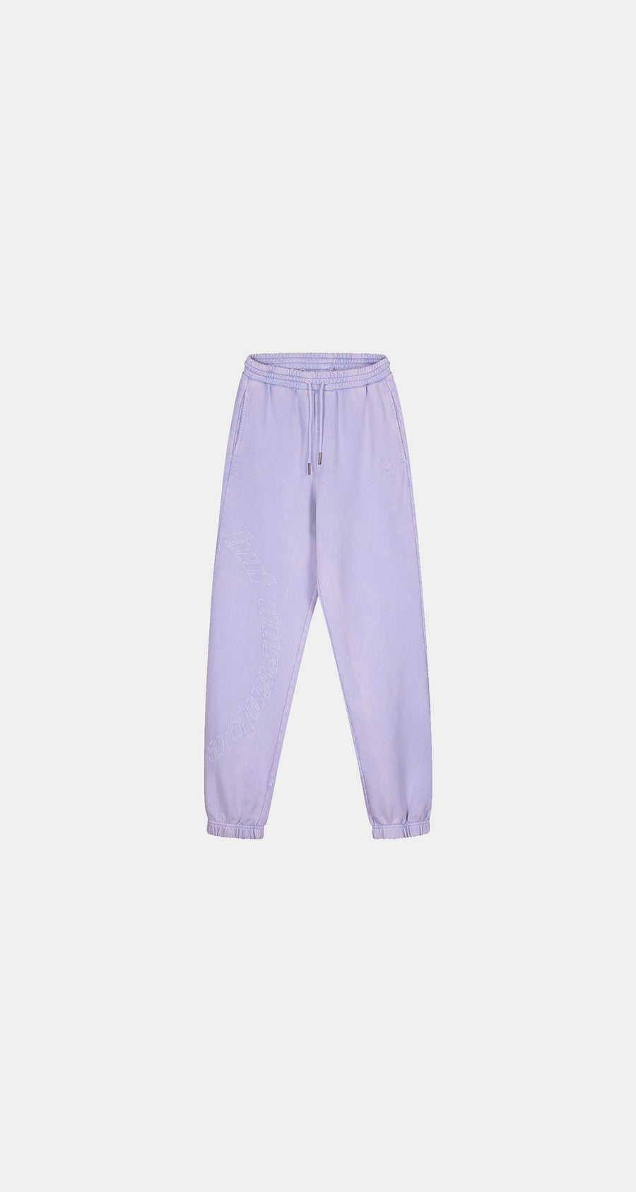 Daily Paper - Jacaranda Purple Kacid Pants - Women Front