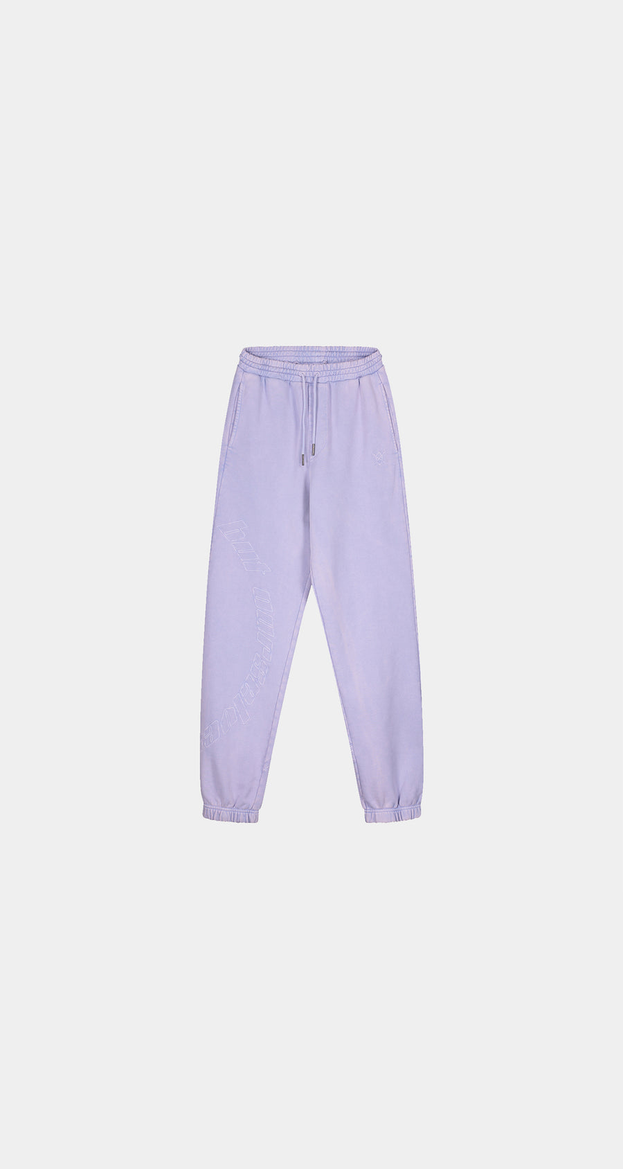 Daily Paper - Jacaranda Purple Kacid Pants - Men Front