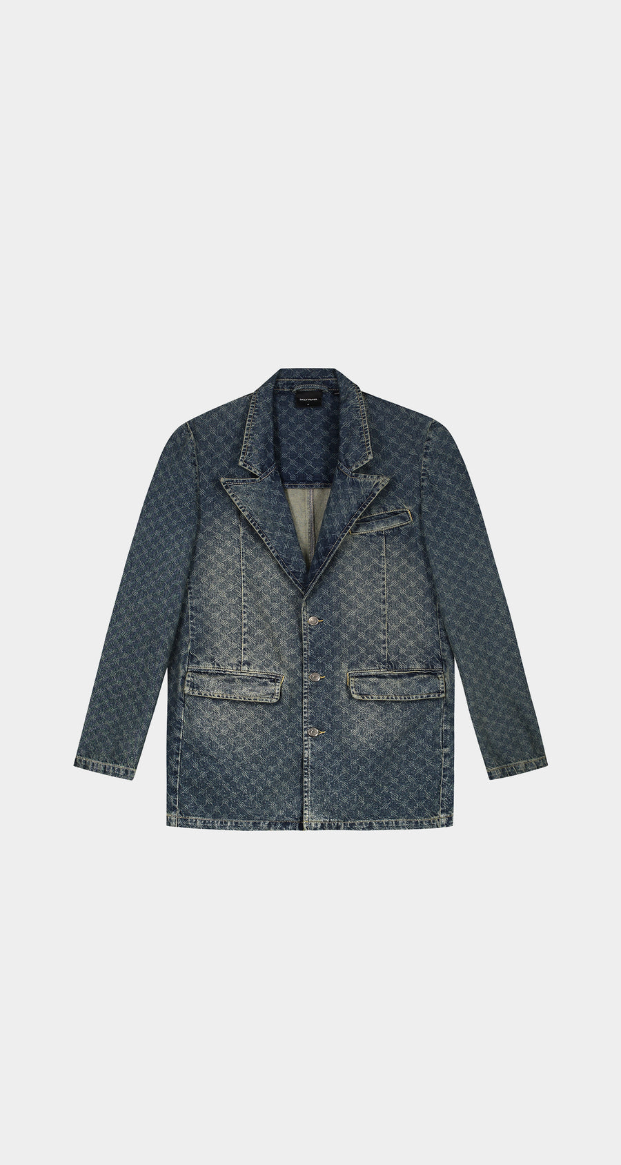 Daily Paper - Vintage Blue Kastra Jacket - Men Front