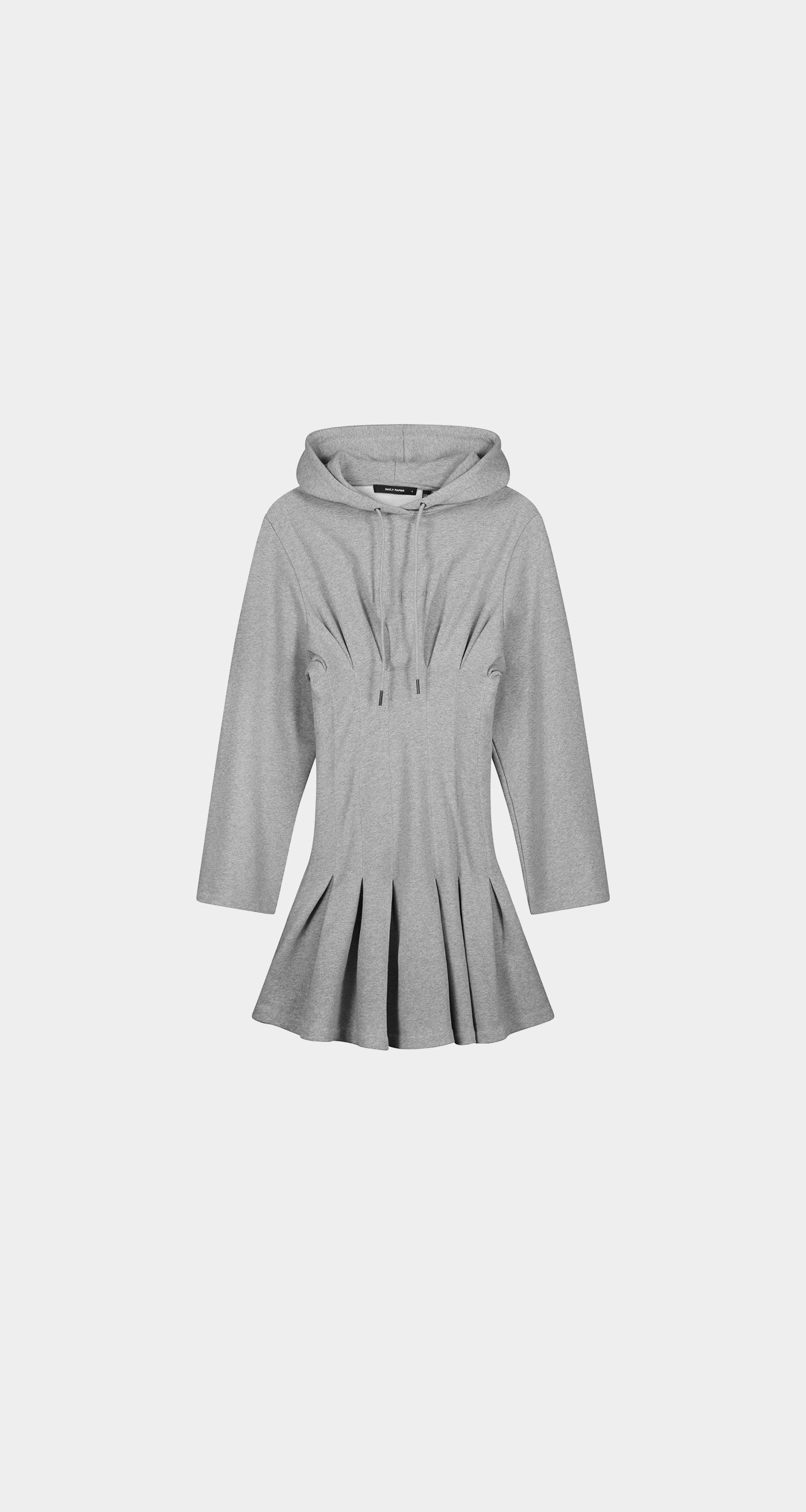 Daily Paper - Grey Kelotie Dress - Women Front