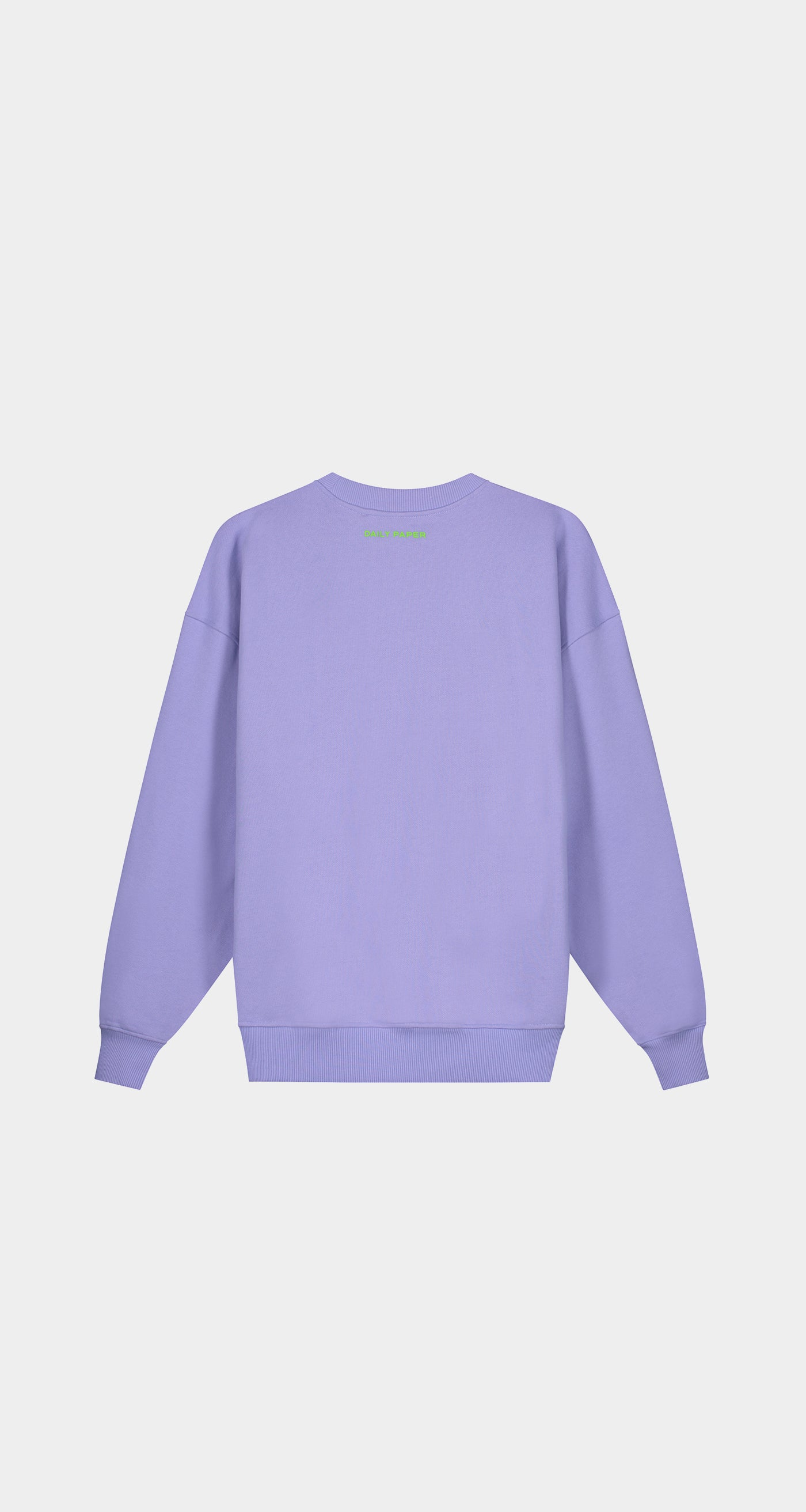 Daily Paper - Jacaranda Purple Kerjac Sweater - Men