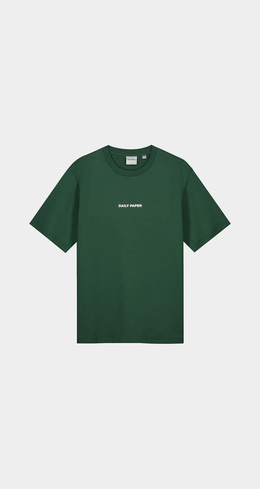 Daily Paper - Pineneedle Green Refarid T-Shirt - Men Front