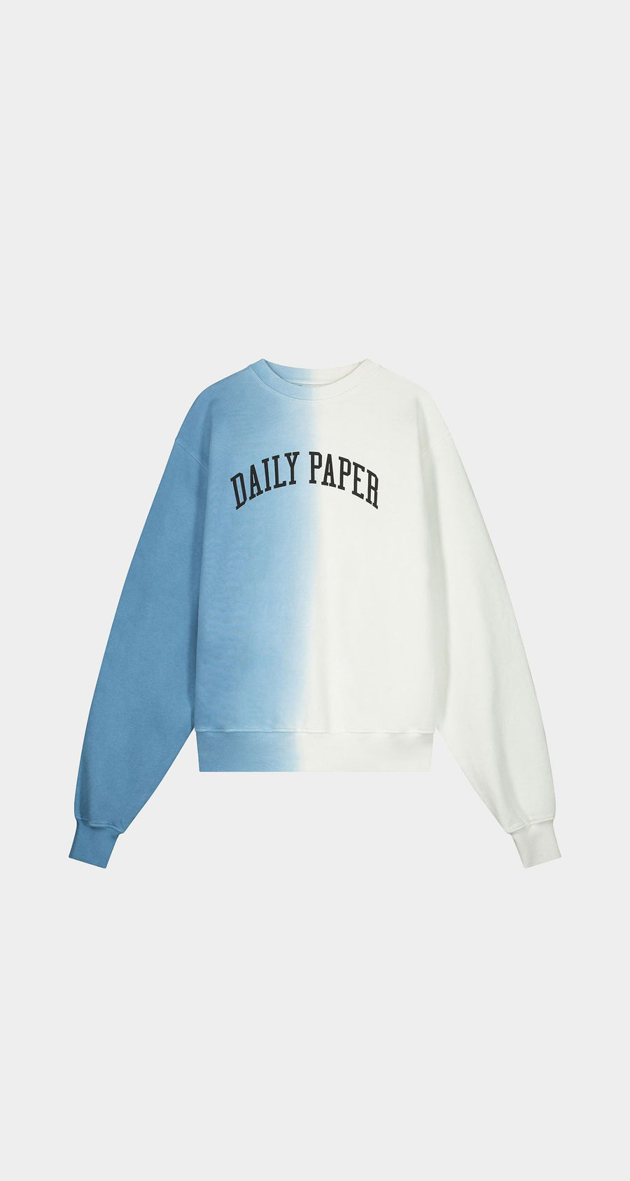 Daily Paper - Light Blue Rebo Sweater  - Women Front