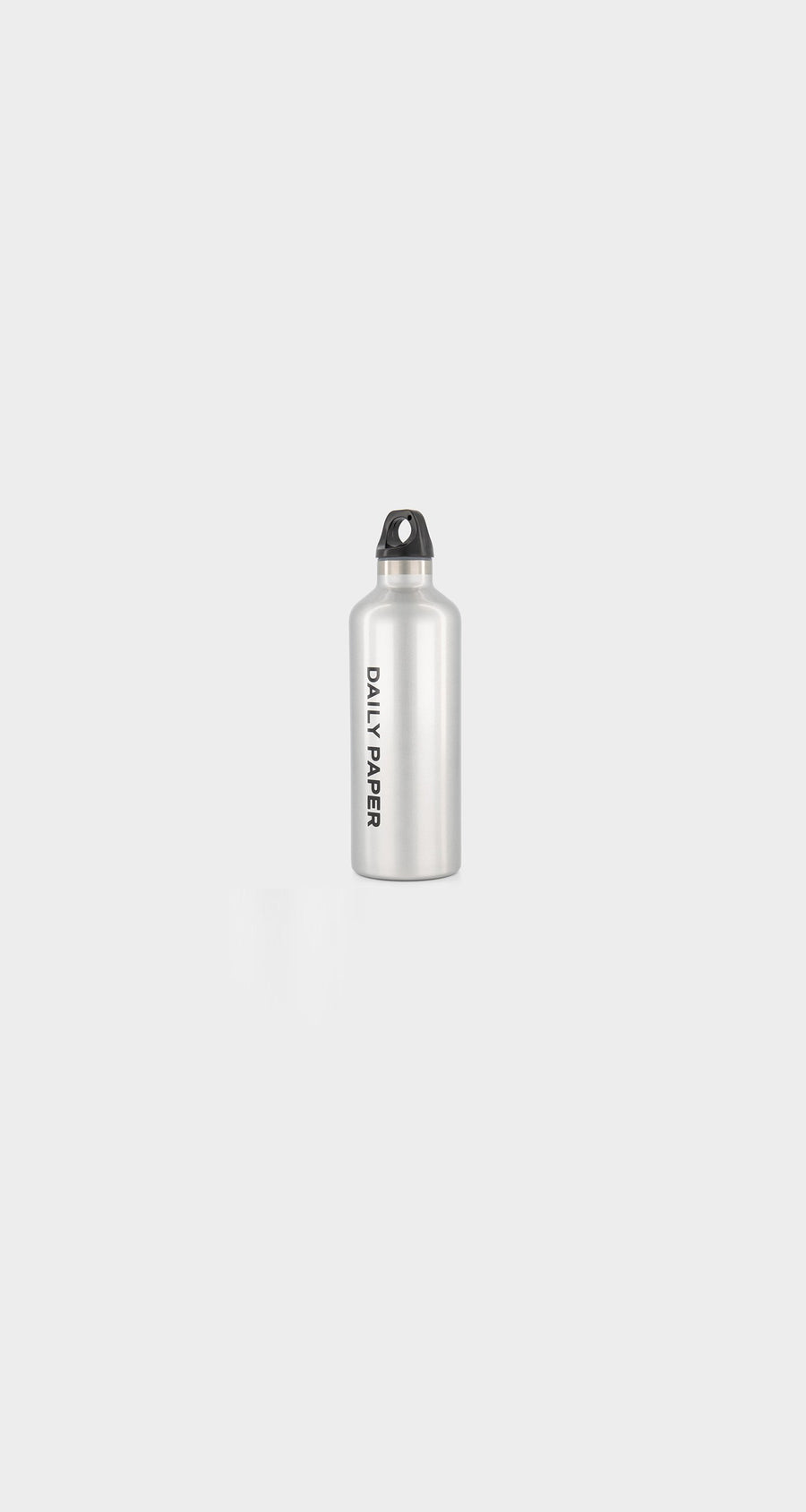Daily Paper - Silver DP Water Bottle - Front