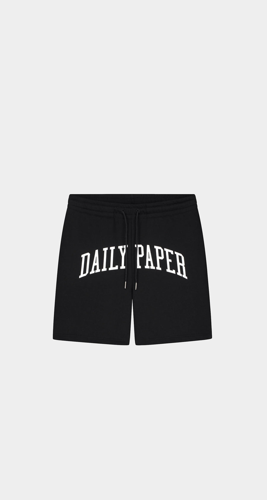 Daily Paper - Black Shorts - Men Front