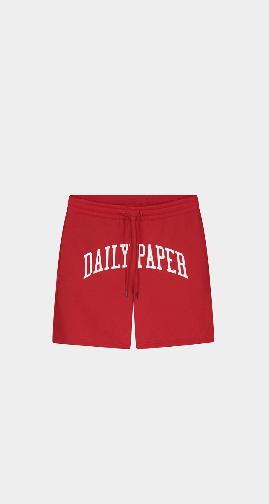 Daily Paper - Haute Red Shorts - Men Front