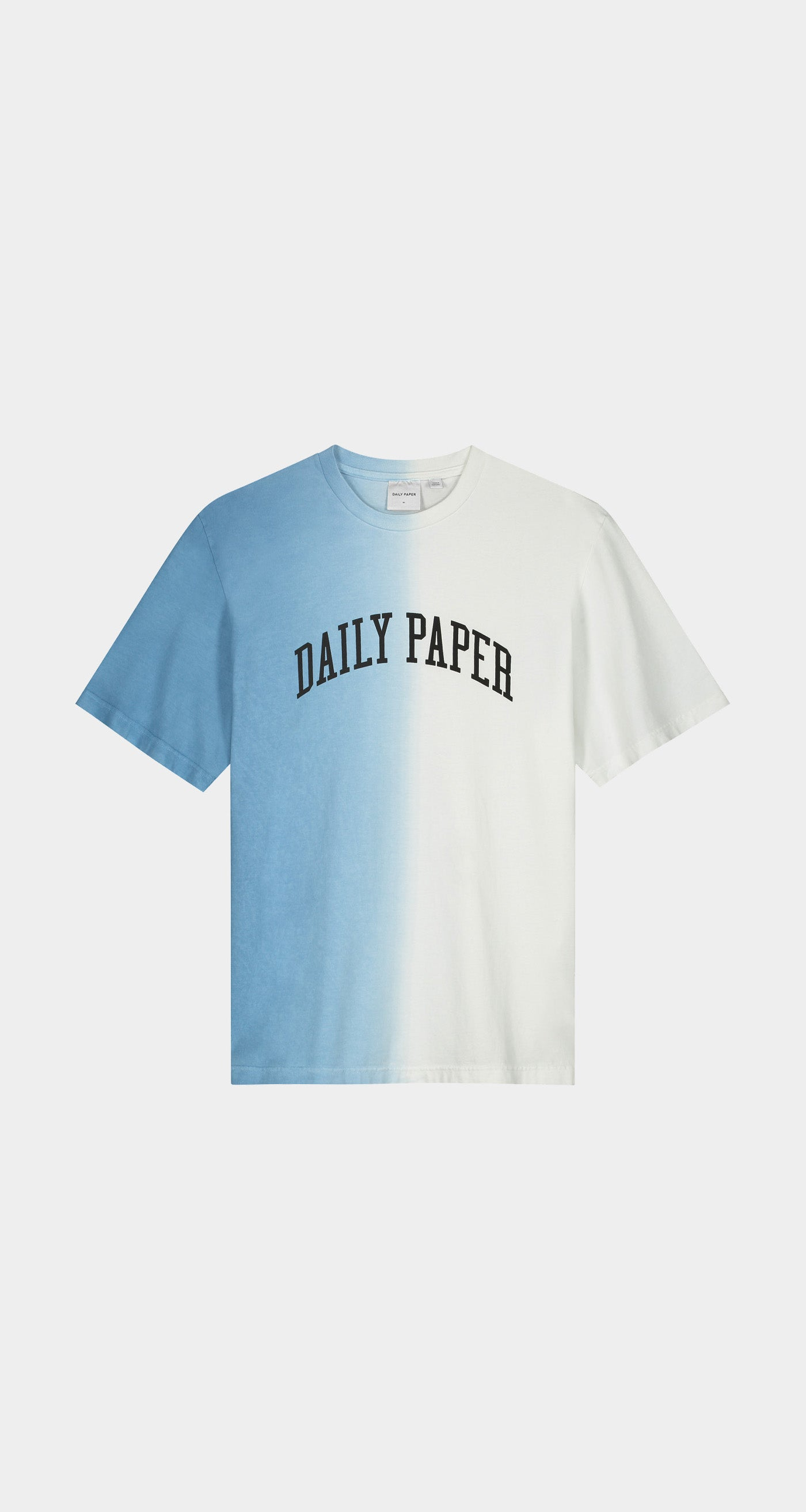 Daily Paper - Light Blue Rebo T-Shirt - Men Front