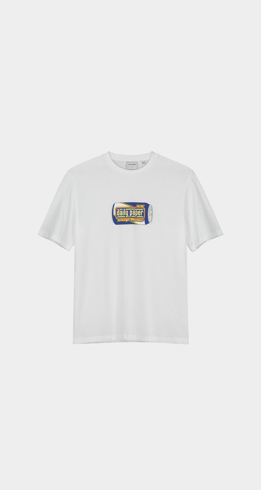 Daily Paper - White Recan T-Shirt - Men Front