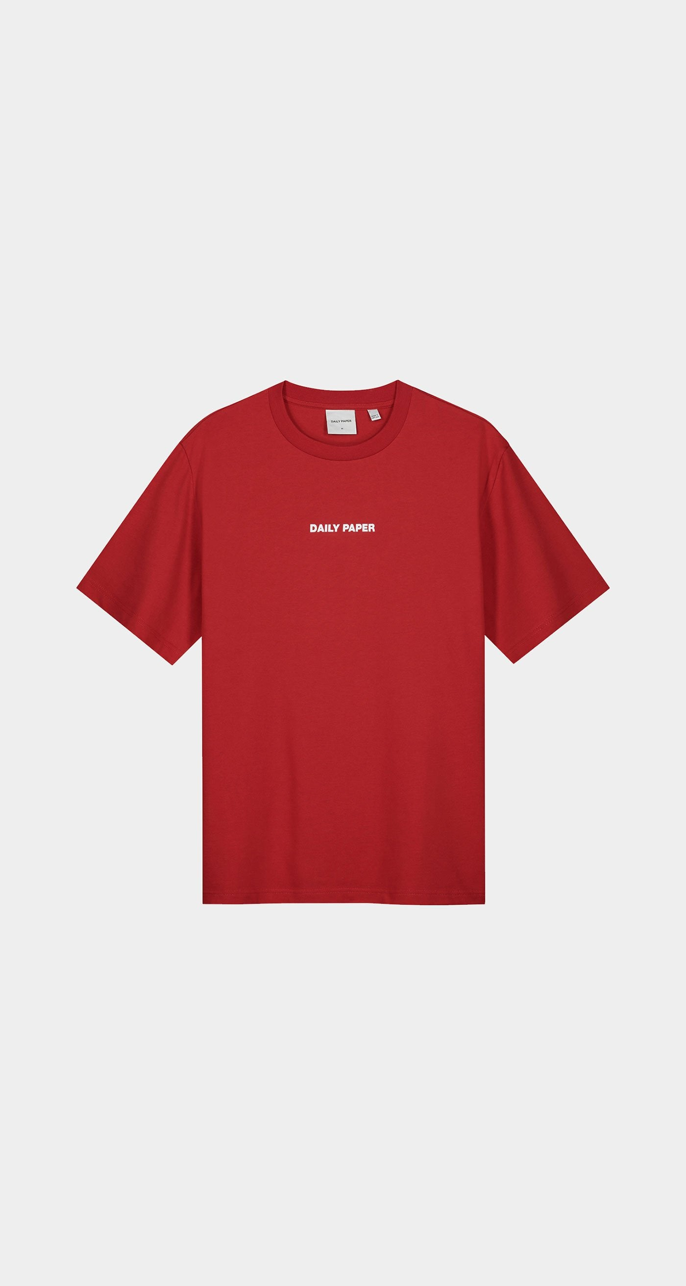 Daily Paper - Haute Red Remulti T-Shirt - Men