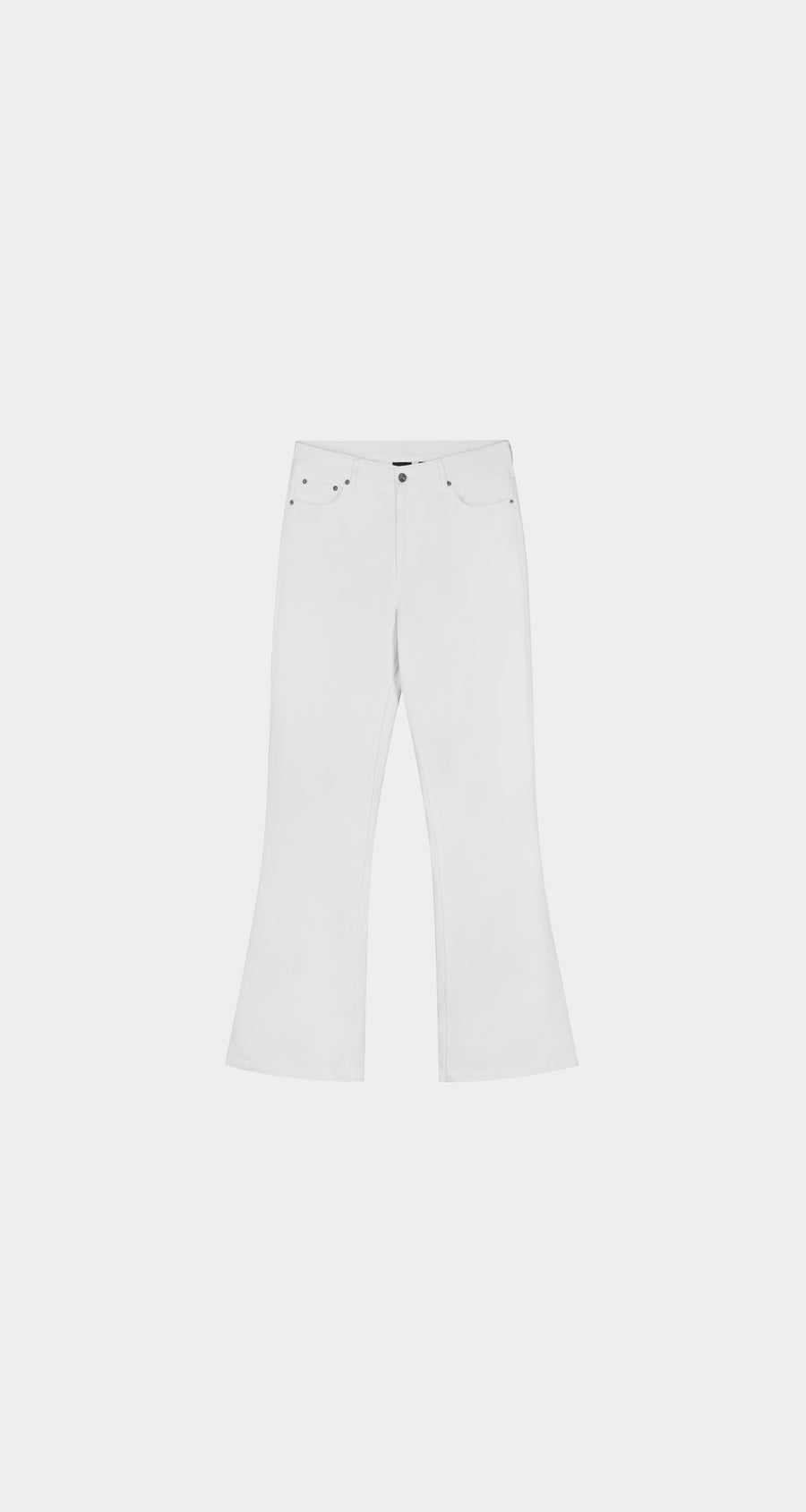 Daily Paper - White Kefla Pants - Men Front