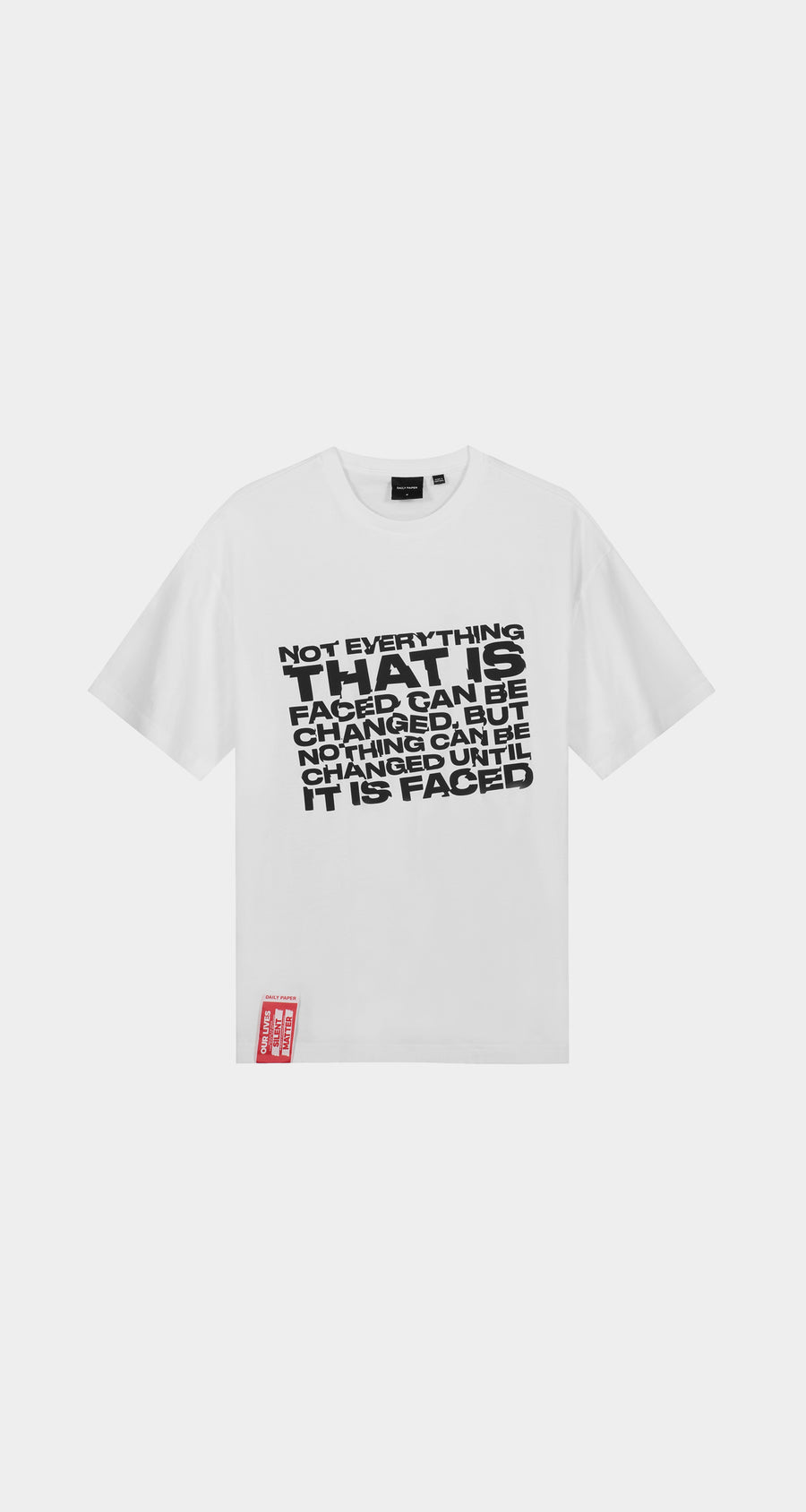 Daily Paper - White Kenwhi T-Shirt - Men Front