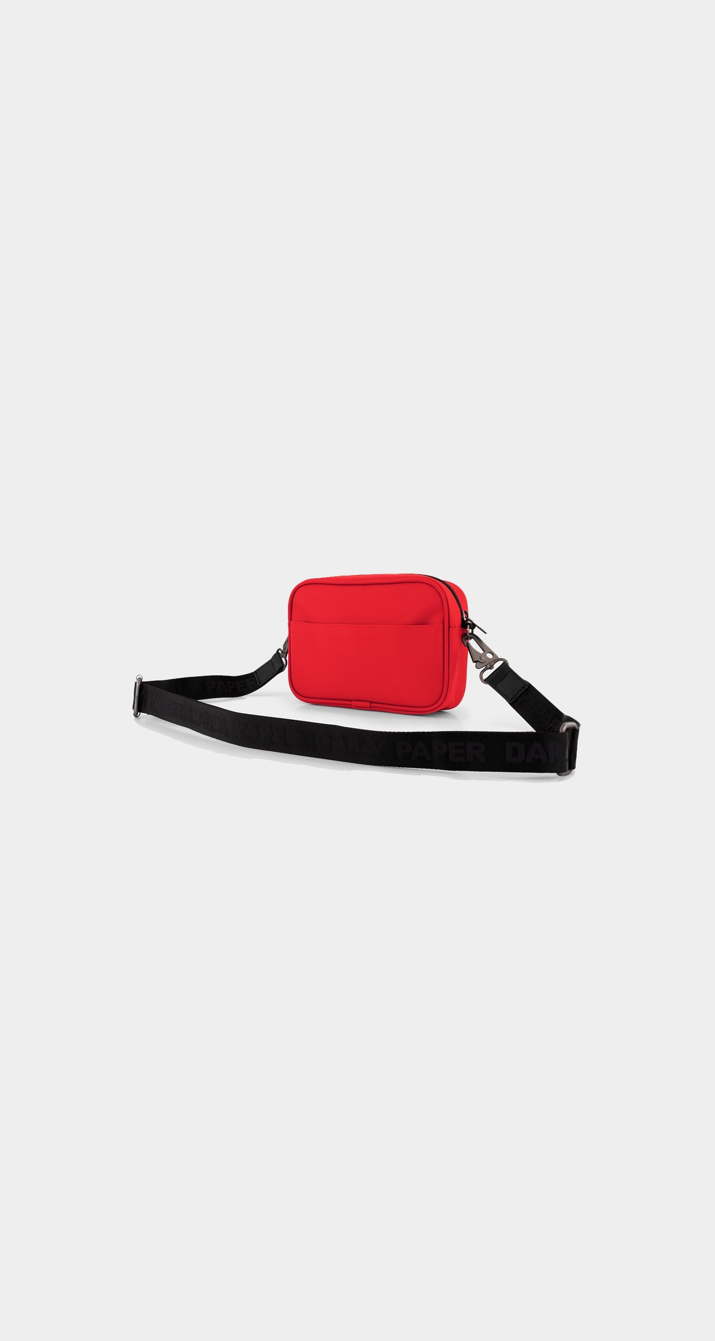 Daily Paper - Red Ehamea Bag - Rear