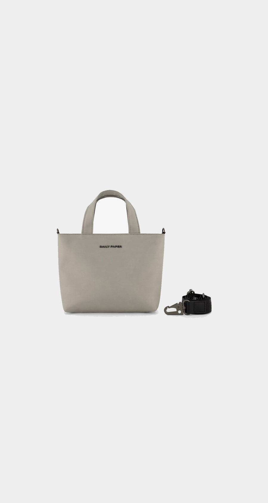 Daily Paper - Grey Etiny Bag - Front