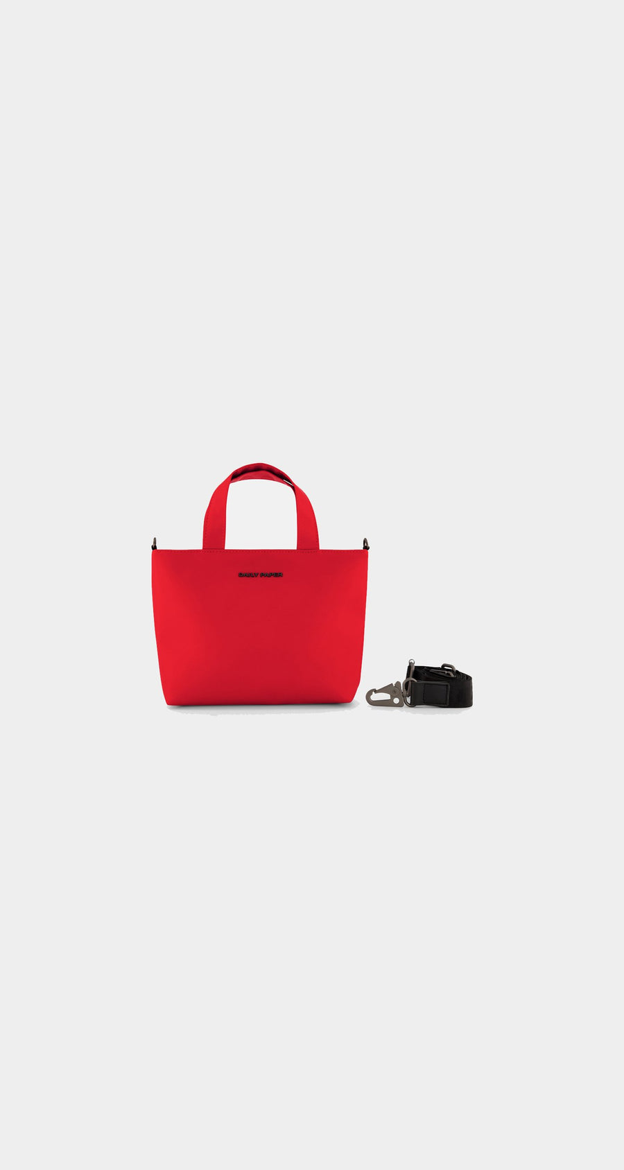 Daily Paper - Red Etiny Bag - Front