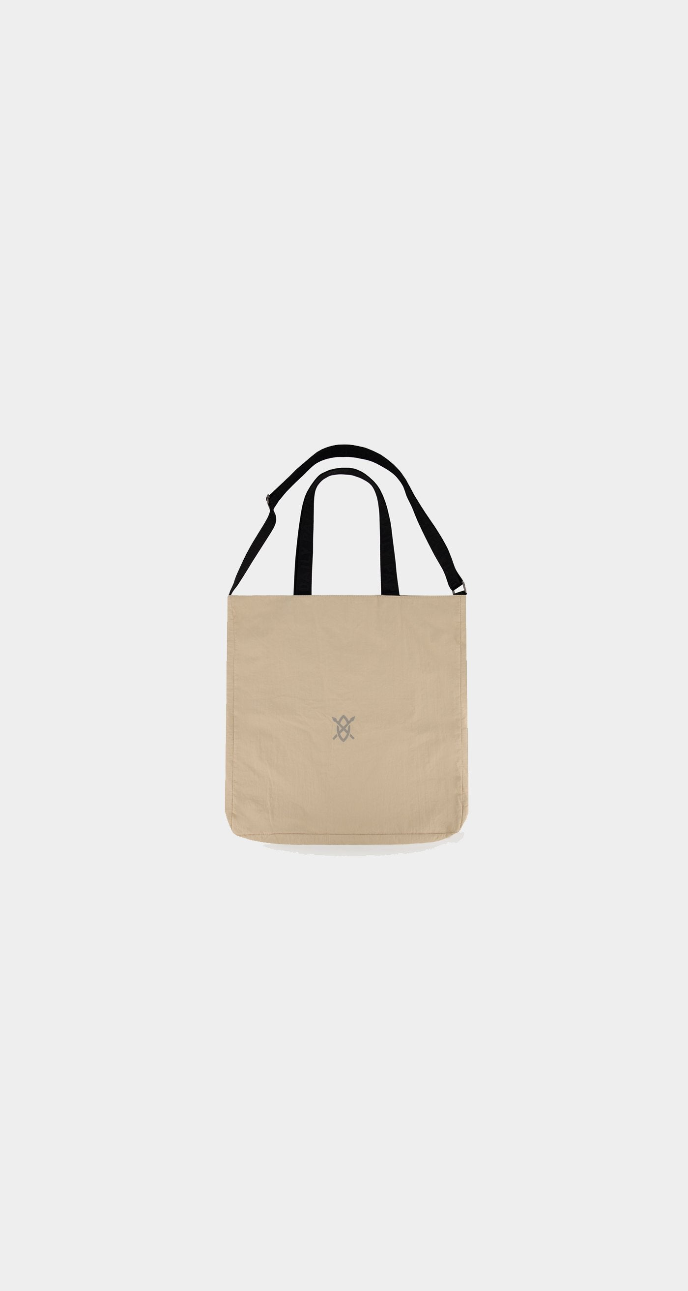 Daily Paper - Beige Etote Bag - Rear