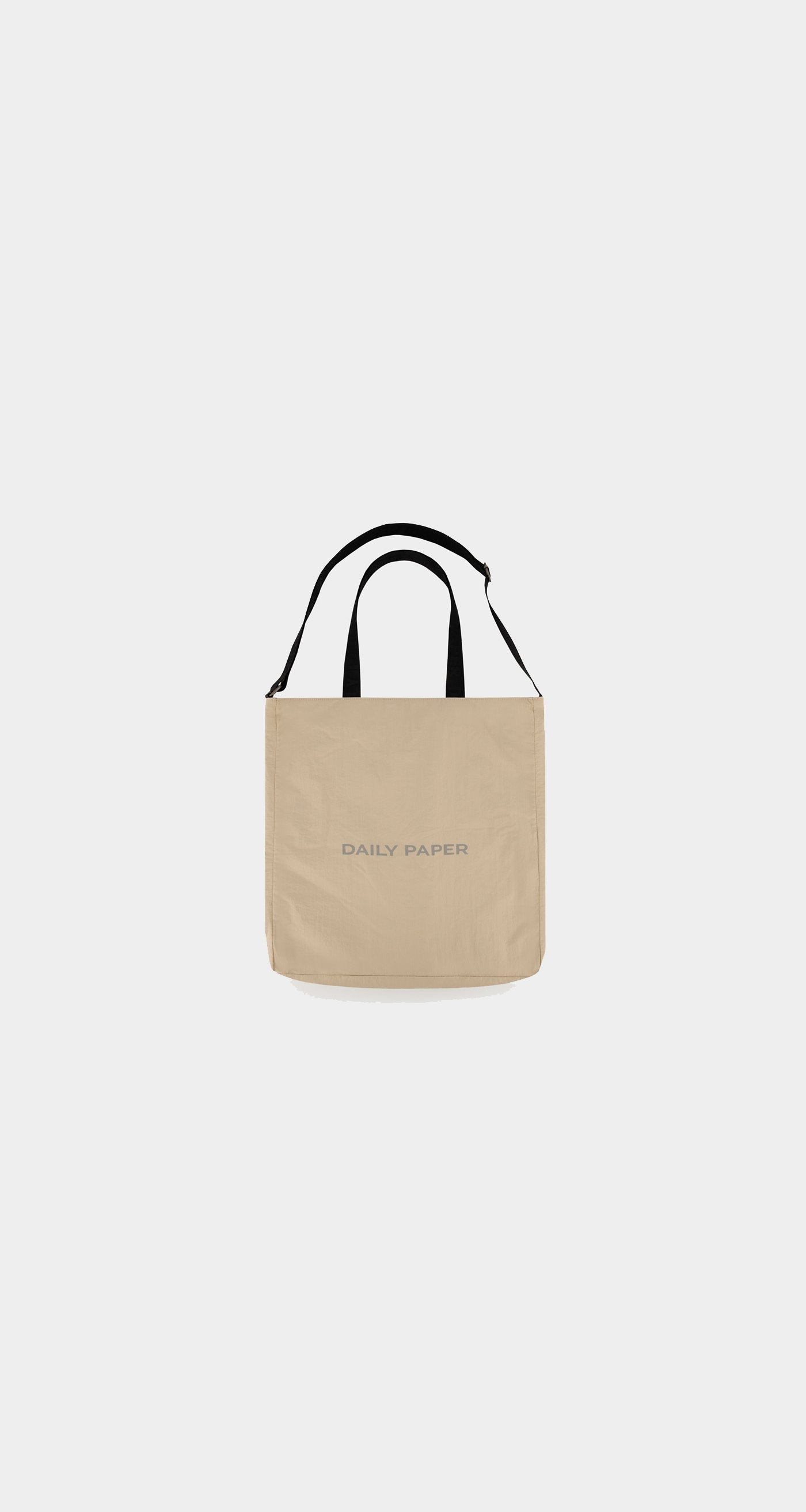 Daily Paper - Beige Etote Bag - Front