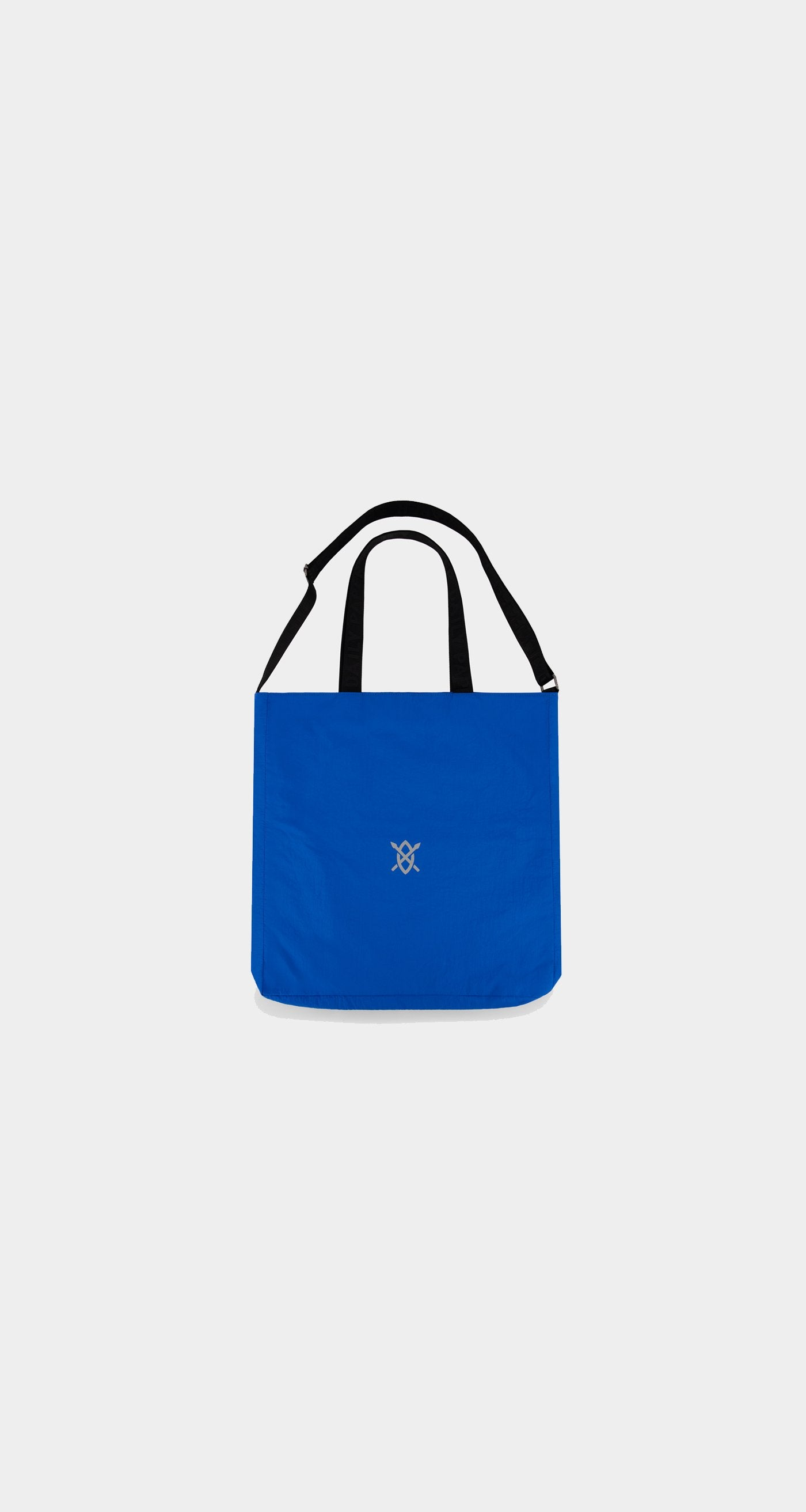 Daily Paper - Blue Etote Bag - Rear