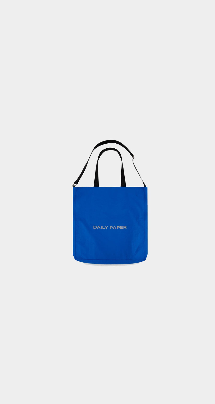 Daily Paper - Blue Etote Bag - Front