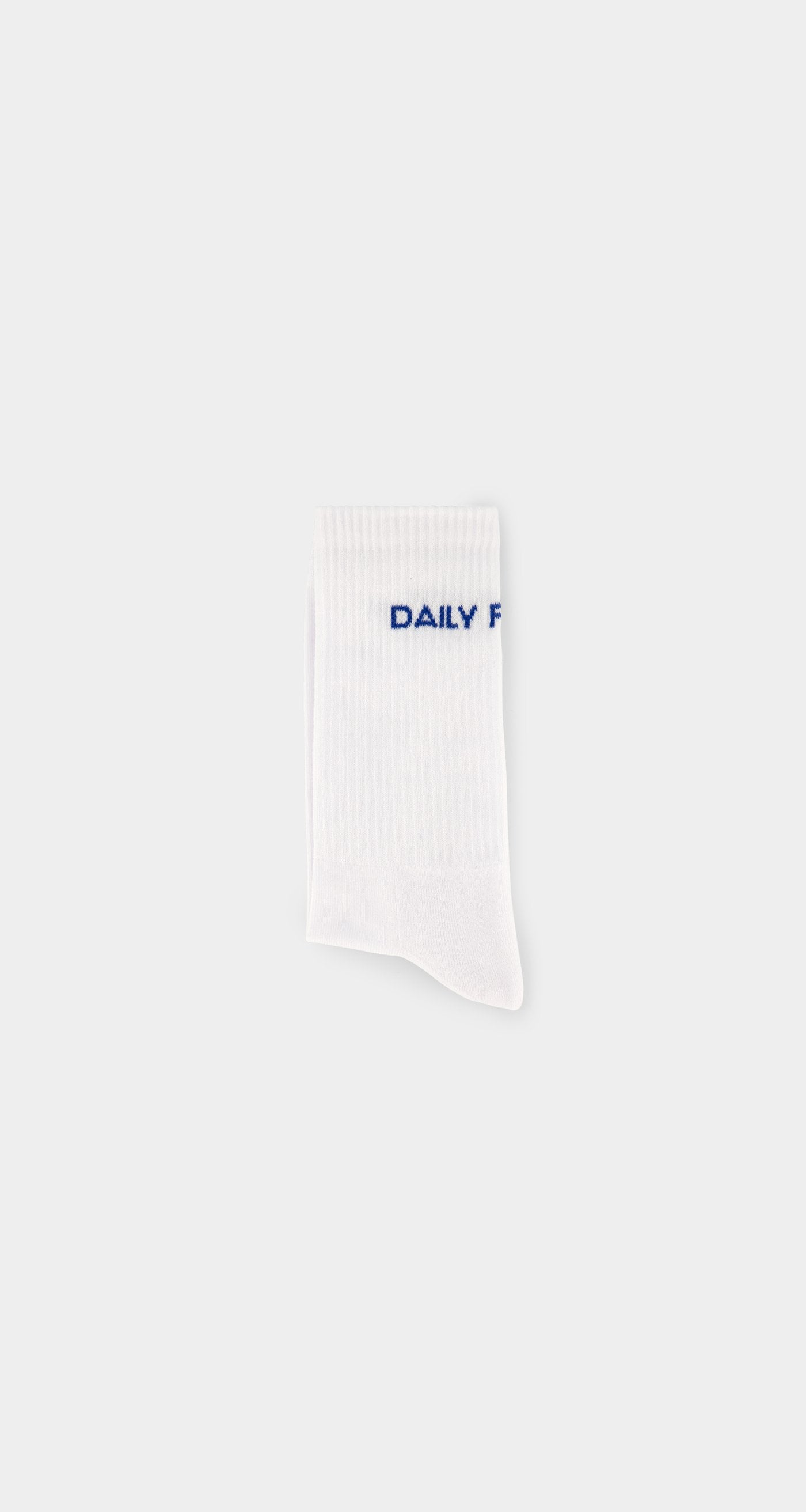 Daily Paper - White Blue Esock - Rear