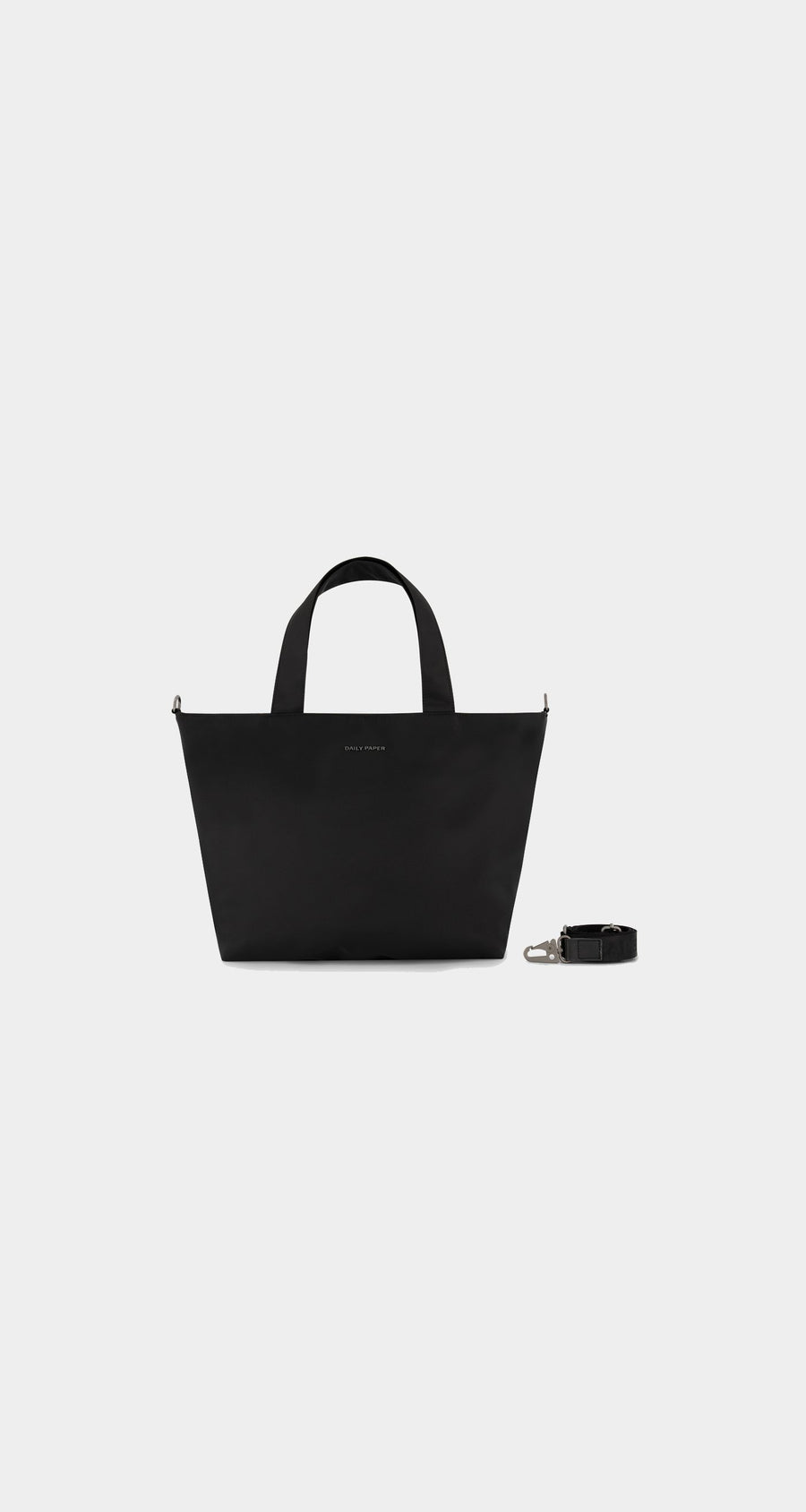 Daily Paper - Black Kotono Bag - Front